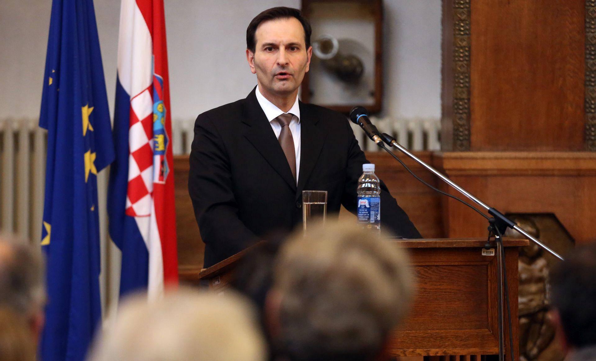 Miro Kovač: 'Fašizacija Hrvatske izmišljotina je koju šire interesne skupine'
