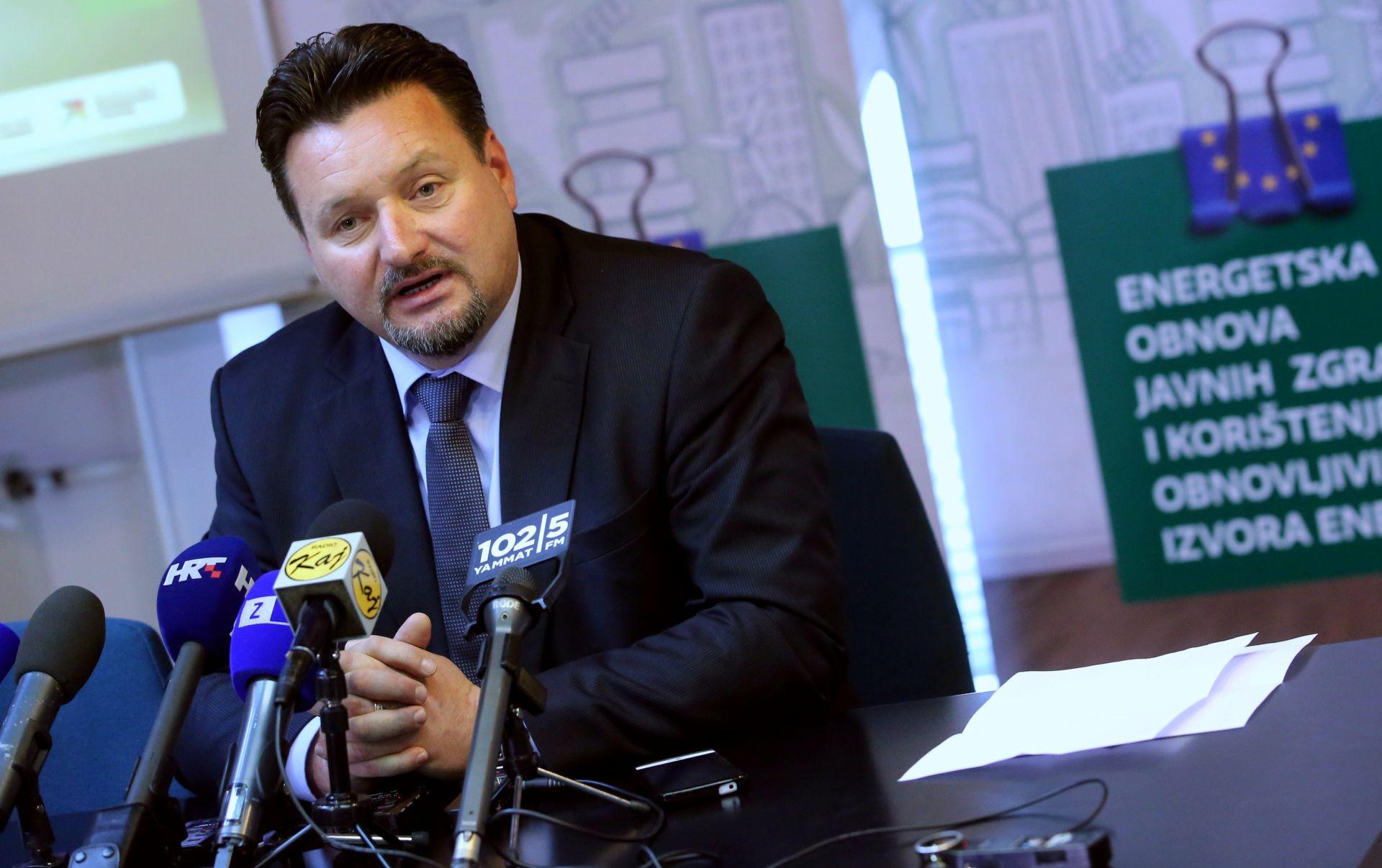 Kuščević: Objedinjavanje katastra i zemljišne knjige je reforma stoljeća