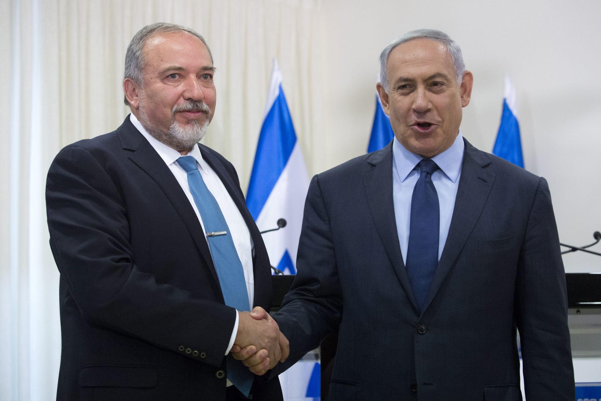 Lieberman inspiriran Eurovizijom zaprijetio Siriji