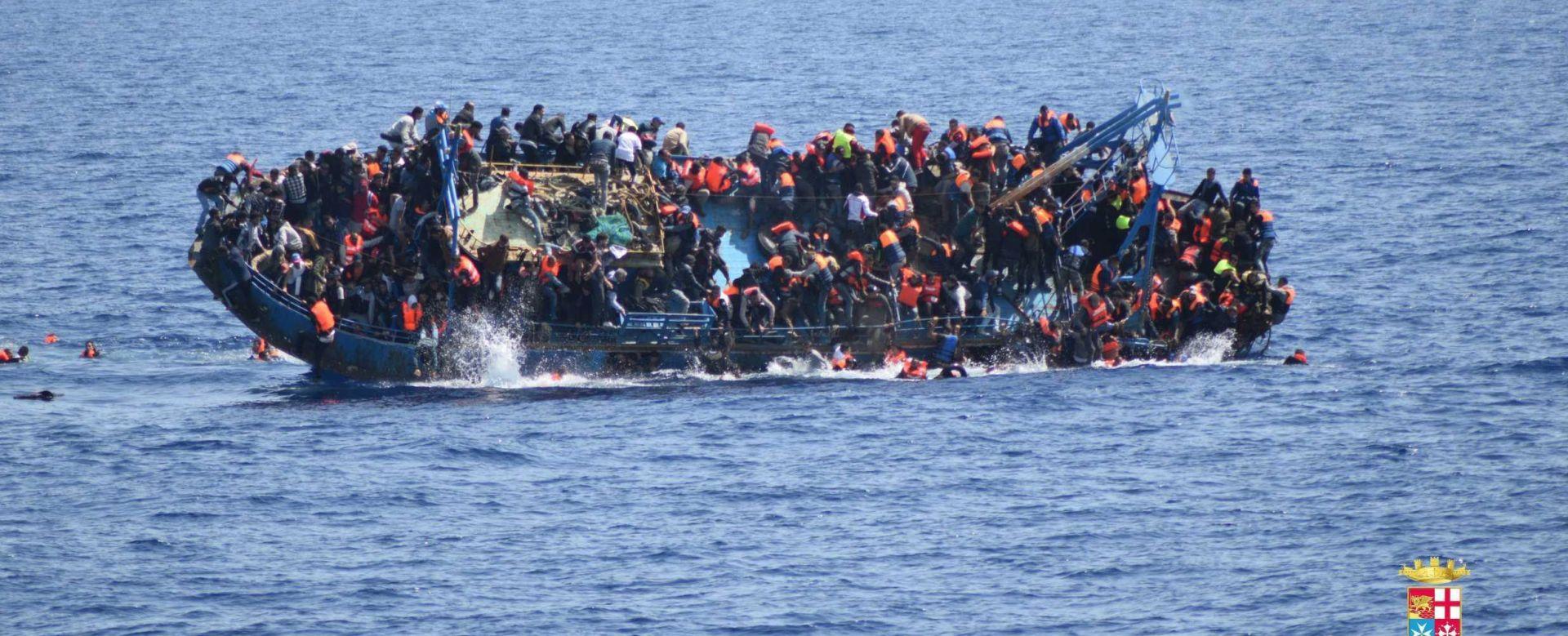 NOVI BRODOLOM: Ispred libijske obale utopilo se 20 do 30 migranata
