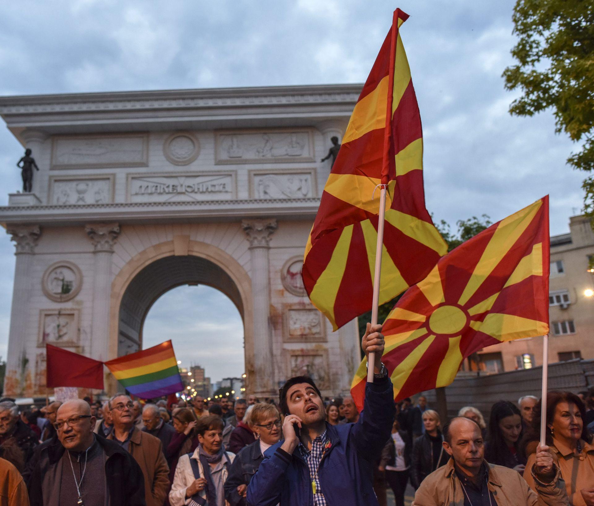 EU: Upozorenje Makedoniji da izbori neće biti vjerodostojni