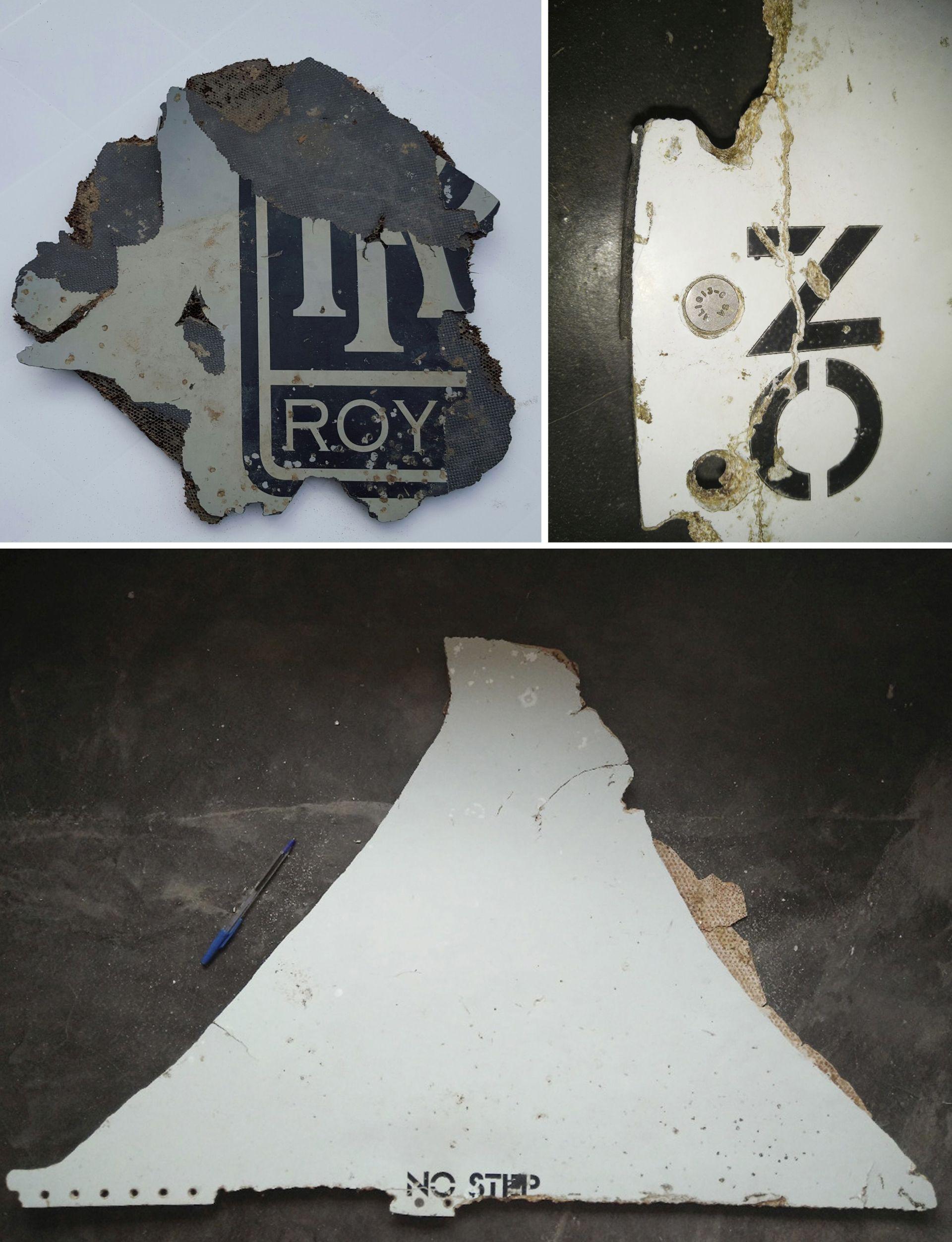 LET MH370: Australija analizira još tri pronađena dijela zrakoplova