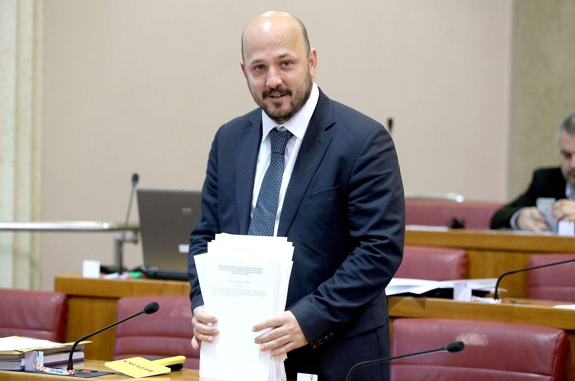 "Gordan Maras: Ne sumnjam u aktivnosti ""ispod stola"" Karamarka, Brkića i Bandića"
