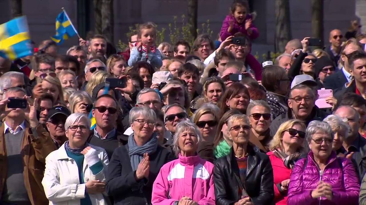 VIDEO: Švedski kralj Carl XVI Gustaf proslavio sedamdeseti rođendan