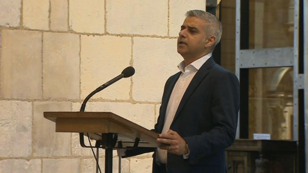 VIDEO: Sadiq Khan postao londonskim gradonačelnikom