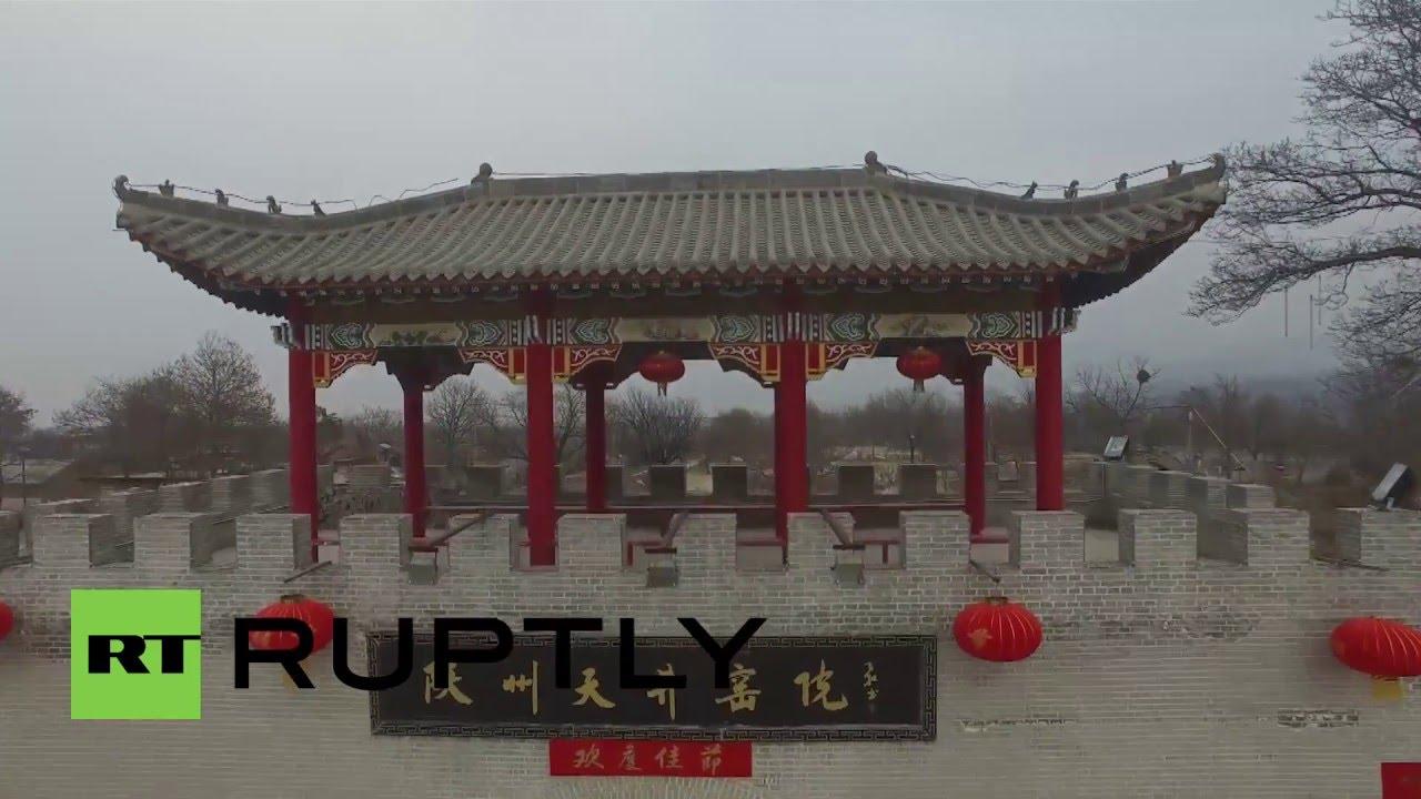 VIDEO: Pogledajmo još jednom kineski 'podzemni grad'