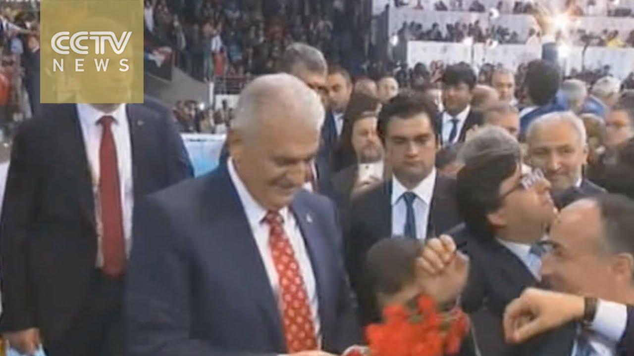 VIDEO: Novi turski premijer Binali Jildirim najavio nužnost uvođenja novog ustava