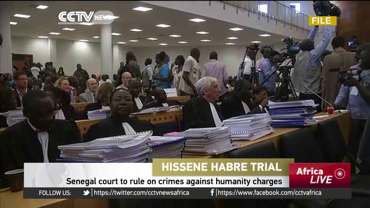 VIDEO: Bivši predsjednik Čada kriv za zločine protiv čovječnosti
