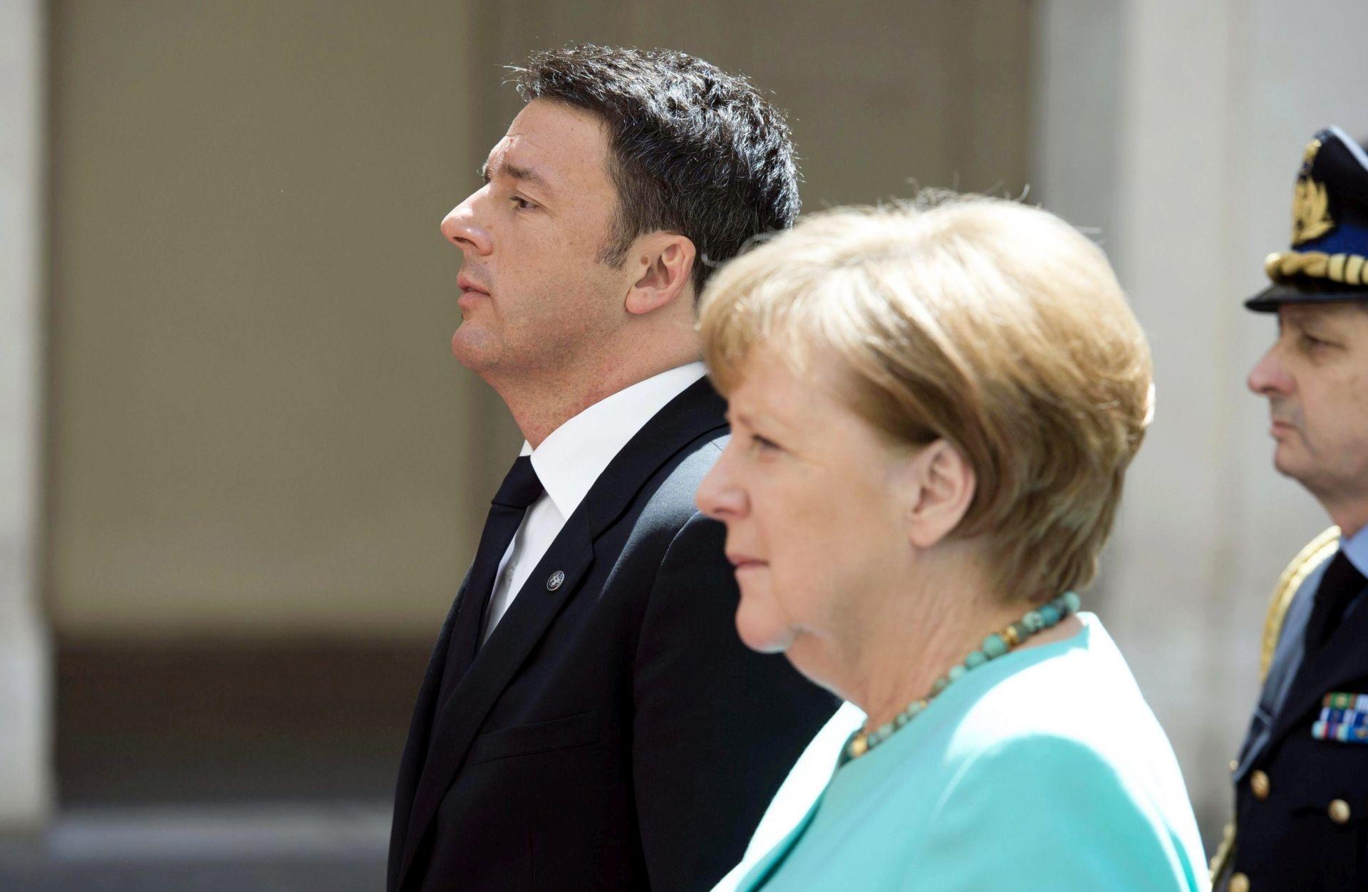 PROTIV GRADNJE OGRADE: Merkel za obranu vanjskih granica EU kako bi se spriječio povratak nacionalizama