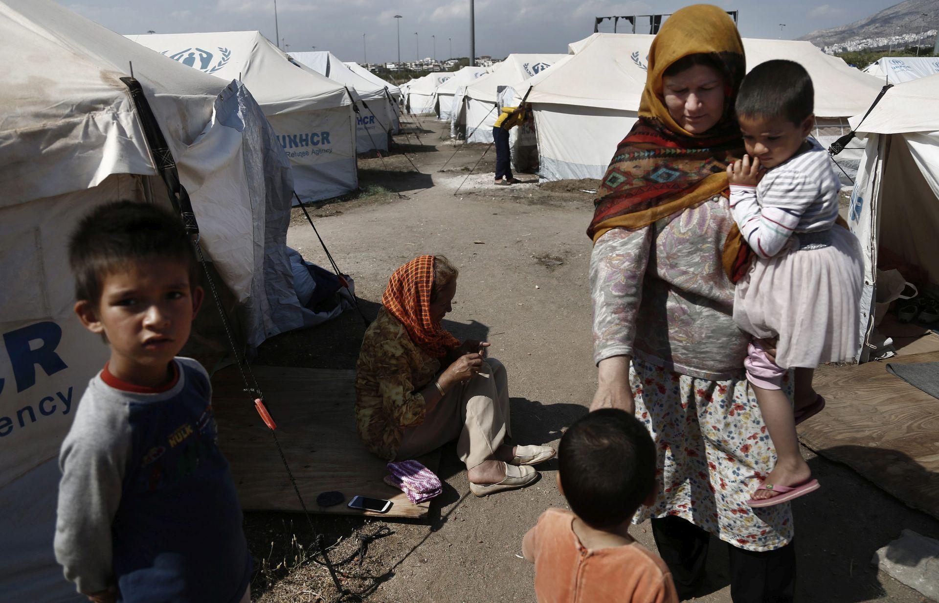 LJUDSKA PRAVA: Ujedinjeni narodi protiv zatvaranja djece u Grčkoj
