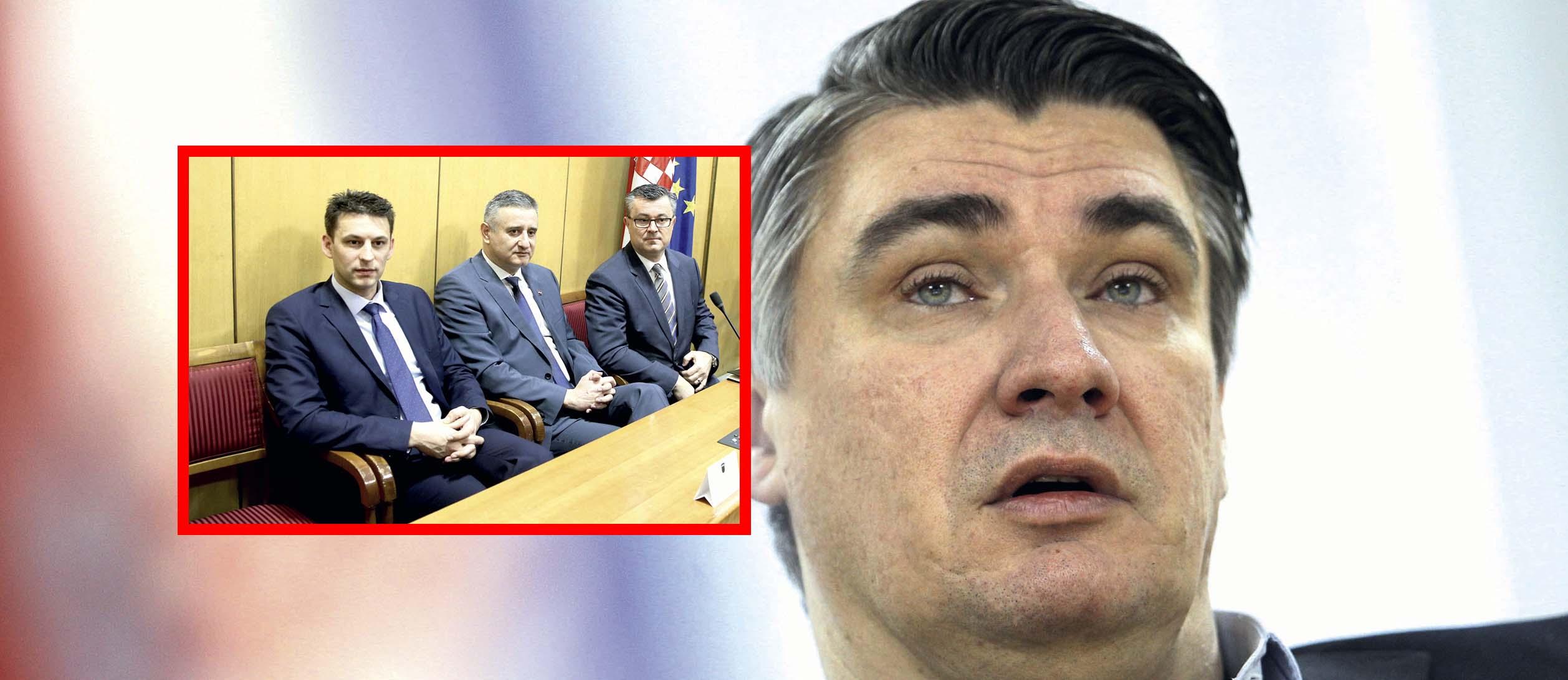 SDP planira srušiti vladu interpelacijom o INI uz pomoć saborskih zastupnika Mosta