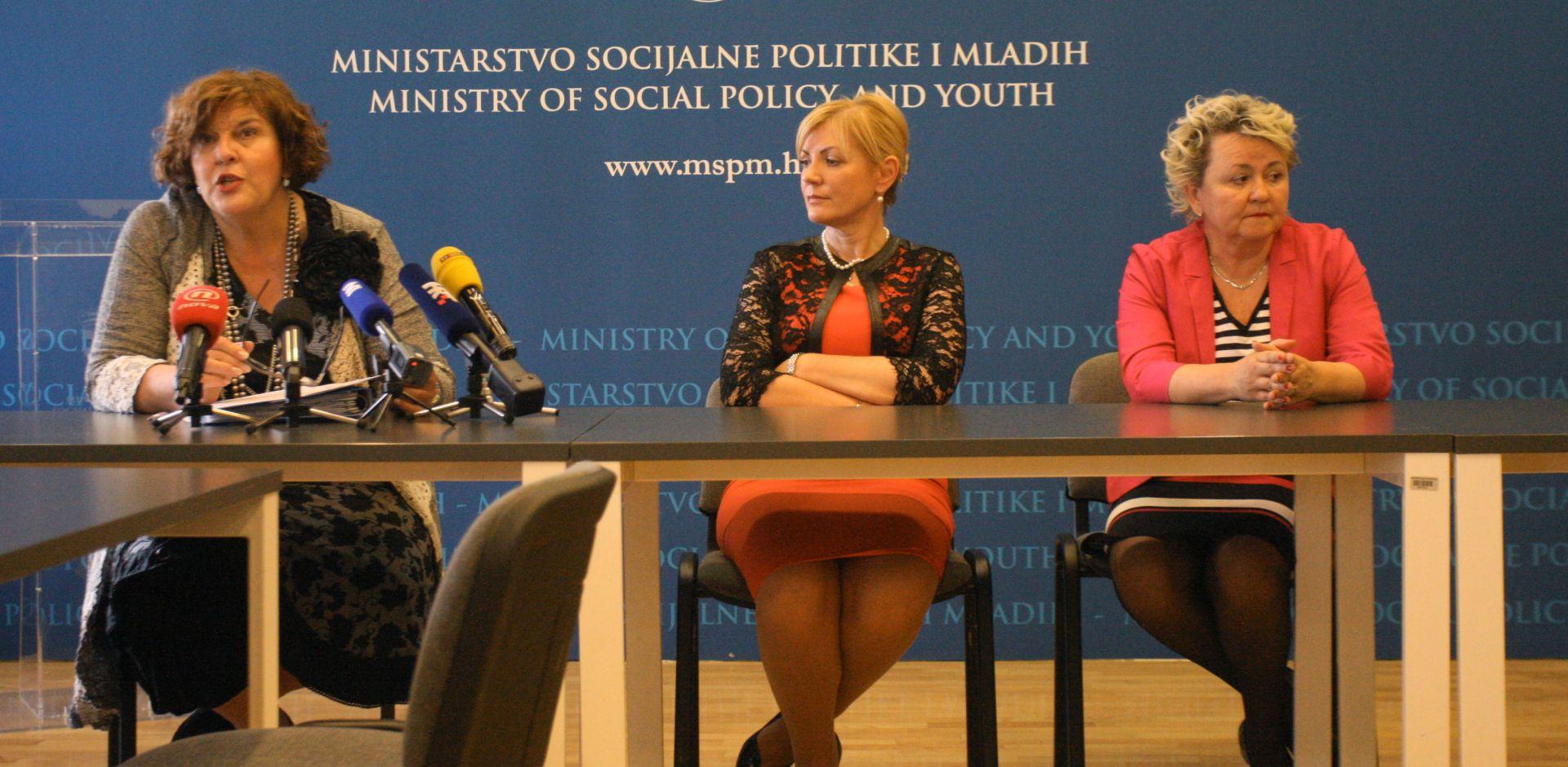 NOVI OBITELJSKI ZAKON: Ministarstvo socijalne politike predstavilo radnu skupinu
