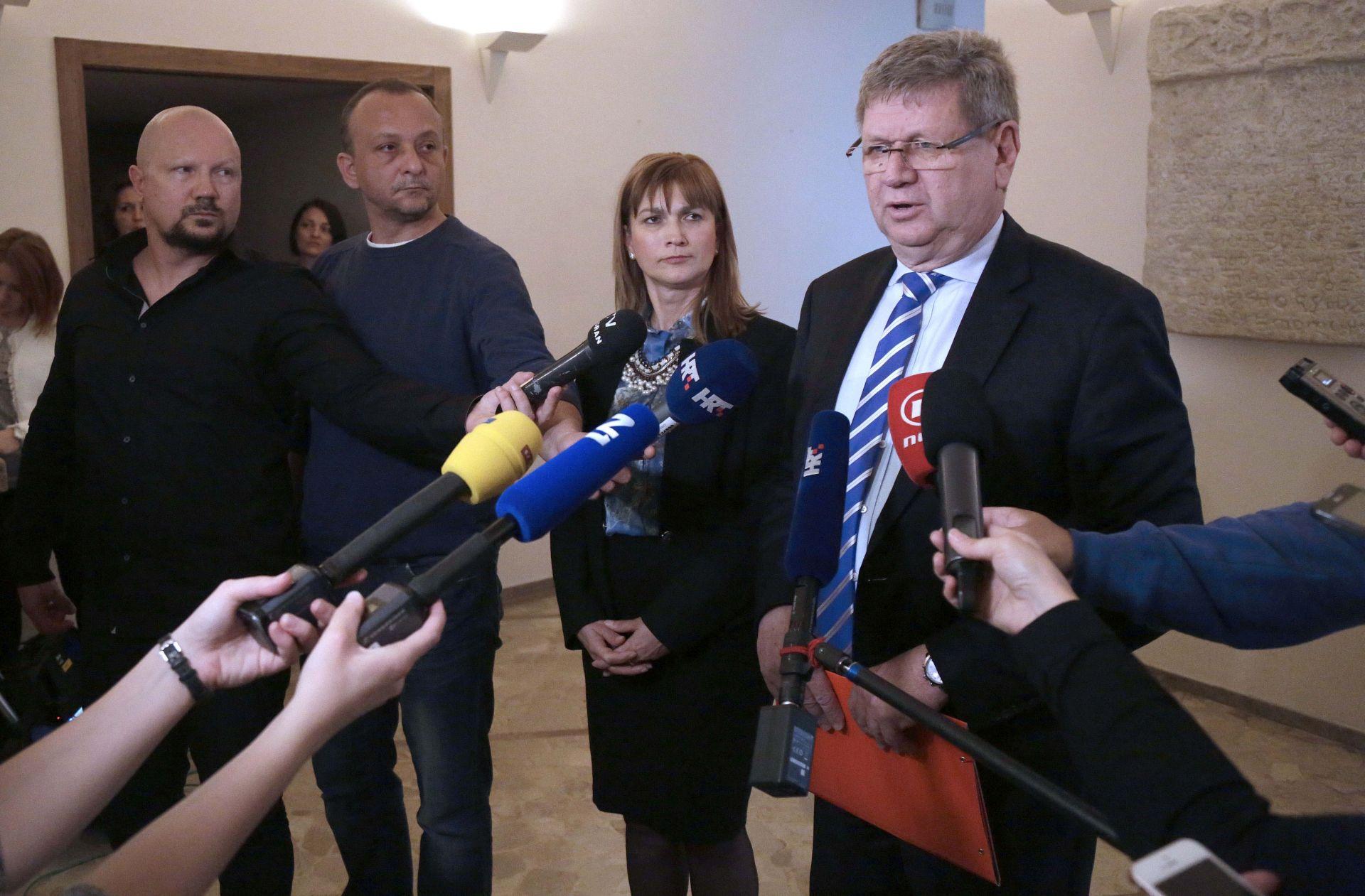 """MRSIĆ O ŠEFU STRANKE """"Bernardić je imao priliku pokazati liderstvo… Ali on je svaki put opalio autogol SDP-u"""""""