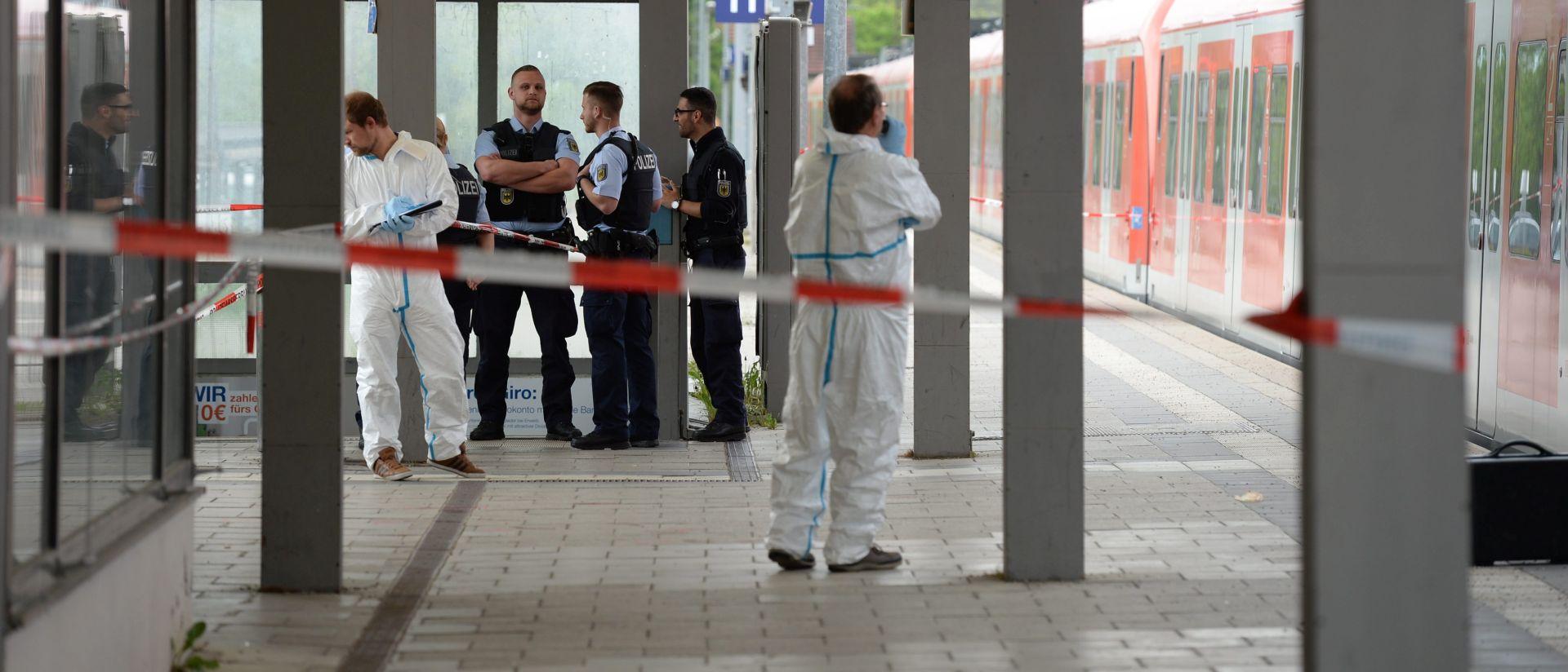NAPAD KOD MUNCHENA: Jedna osoba poginula, troje ranjeno u napadu nožem na željezničkoj stanici