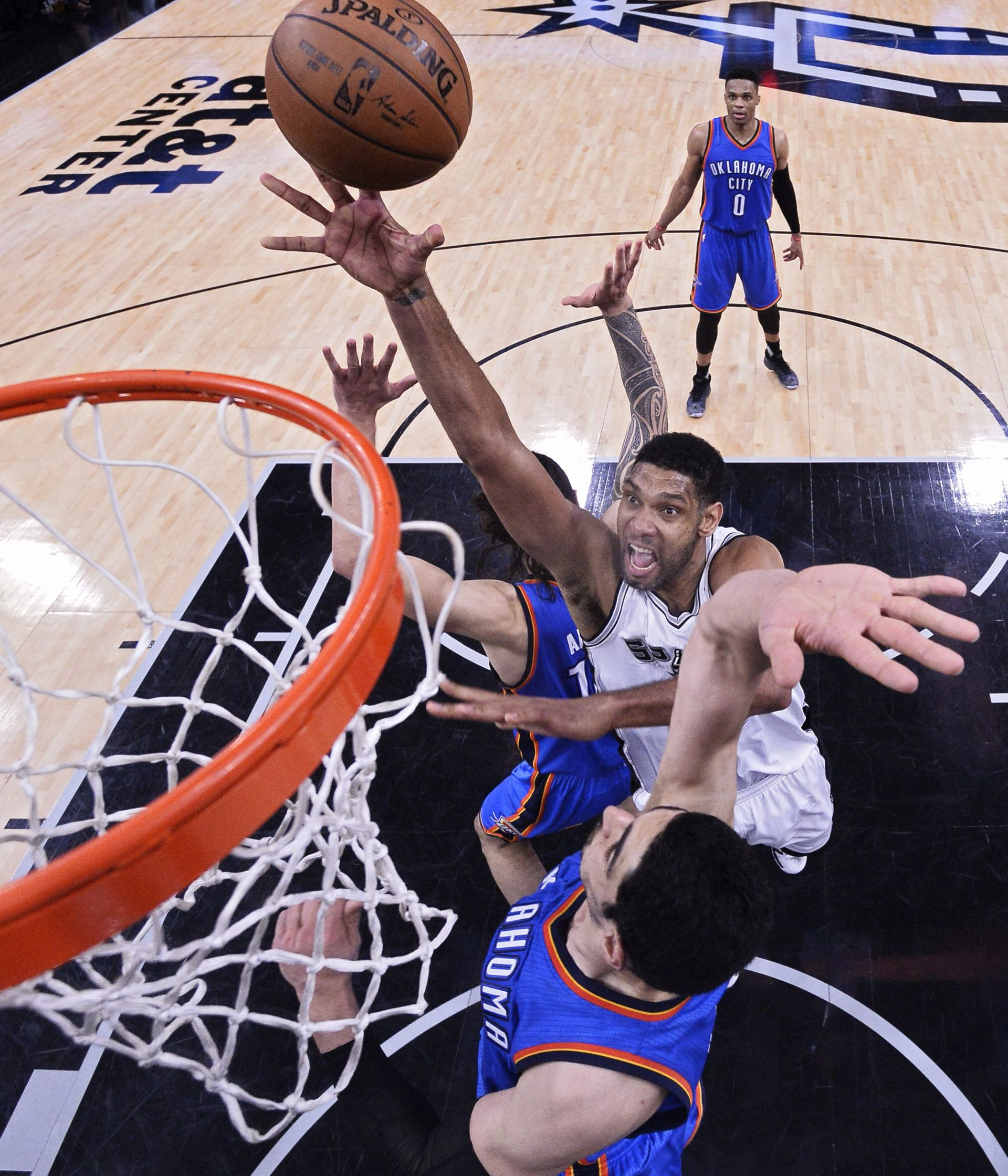 NBA: Oklahoma opet iznenadila San Antonio