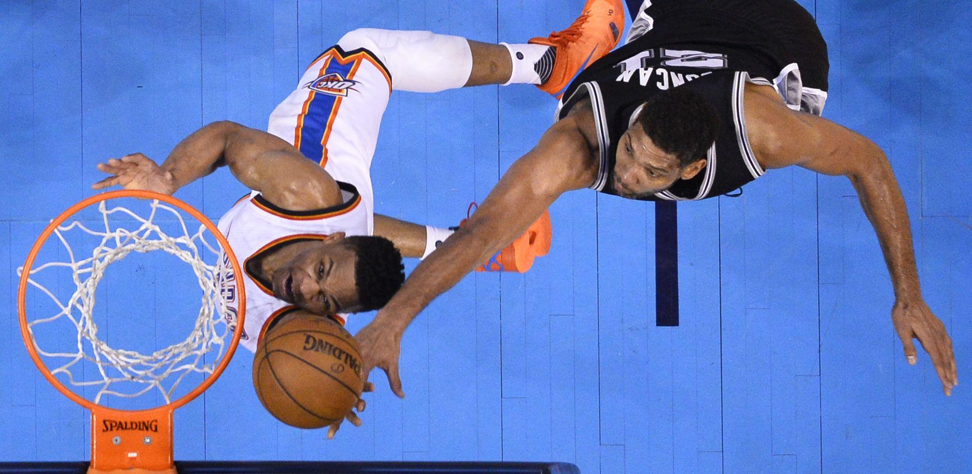 NBA: Oklahoma City prijeti Golden Stateu