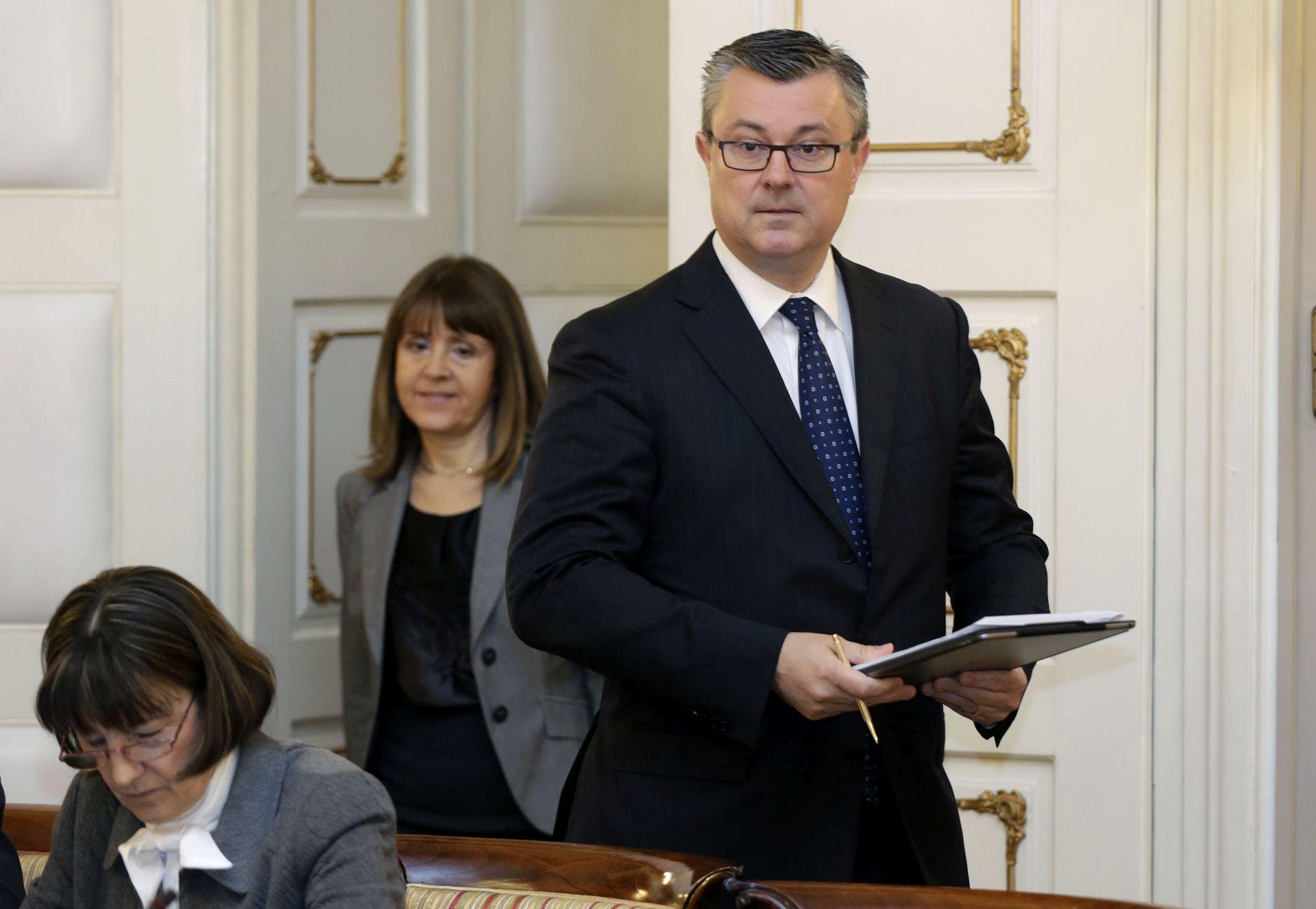 PREMIJER OREŠKOVIĆ: 'Dragan Lozančić neće biti moj savjetnik'