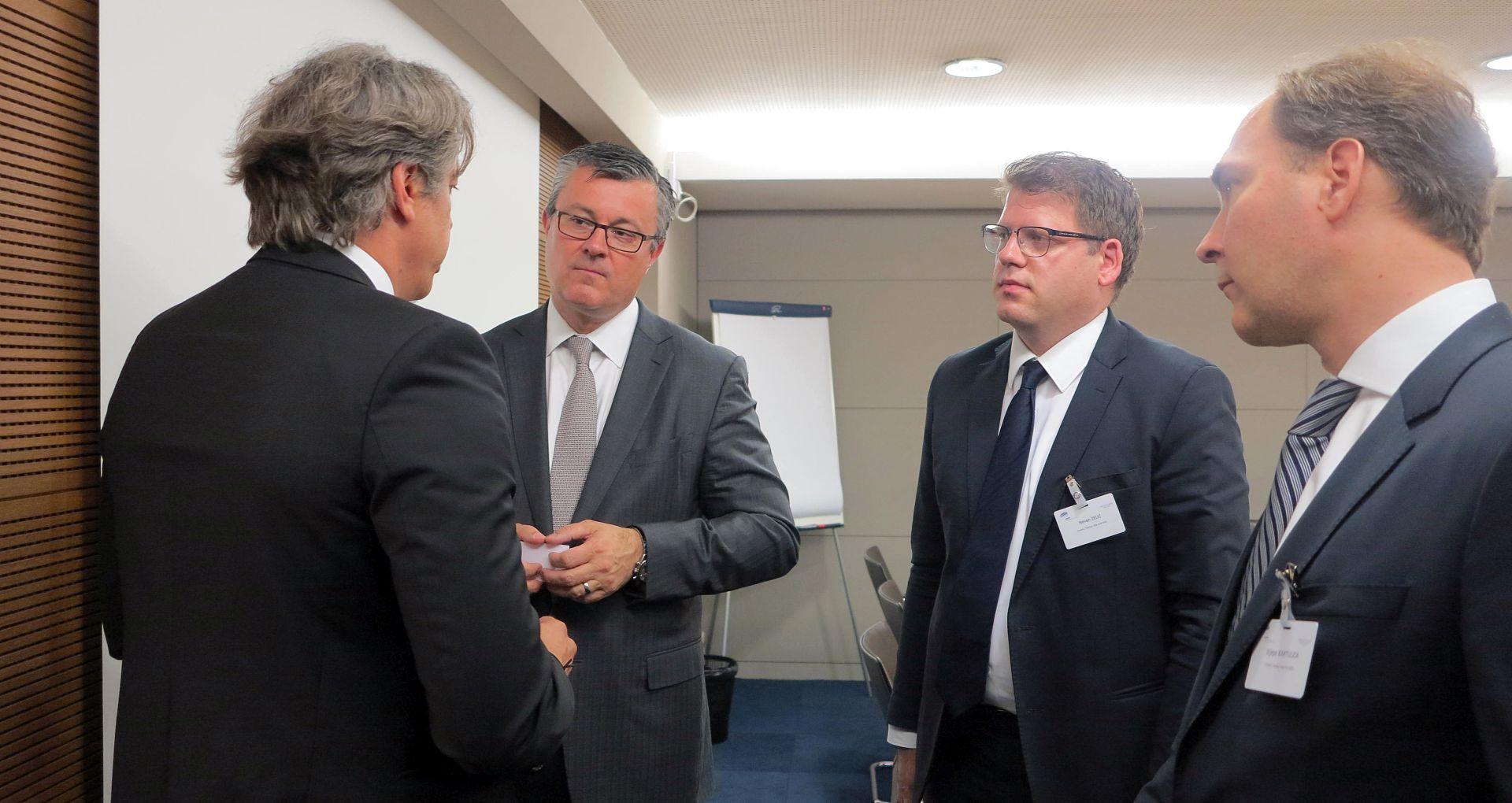 ULAGANJA U HRVATSKU: Orešković zadovoljan razgovorom s francuskim poslovnim ljudima