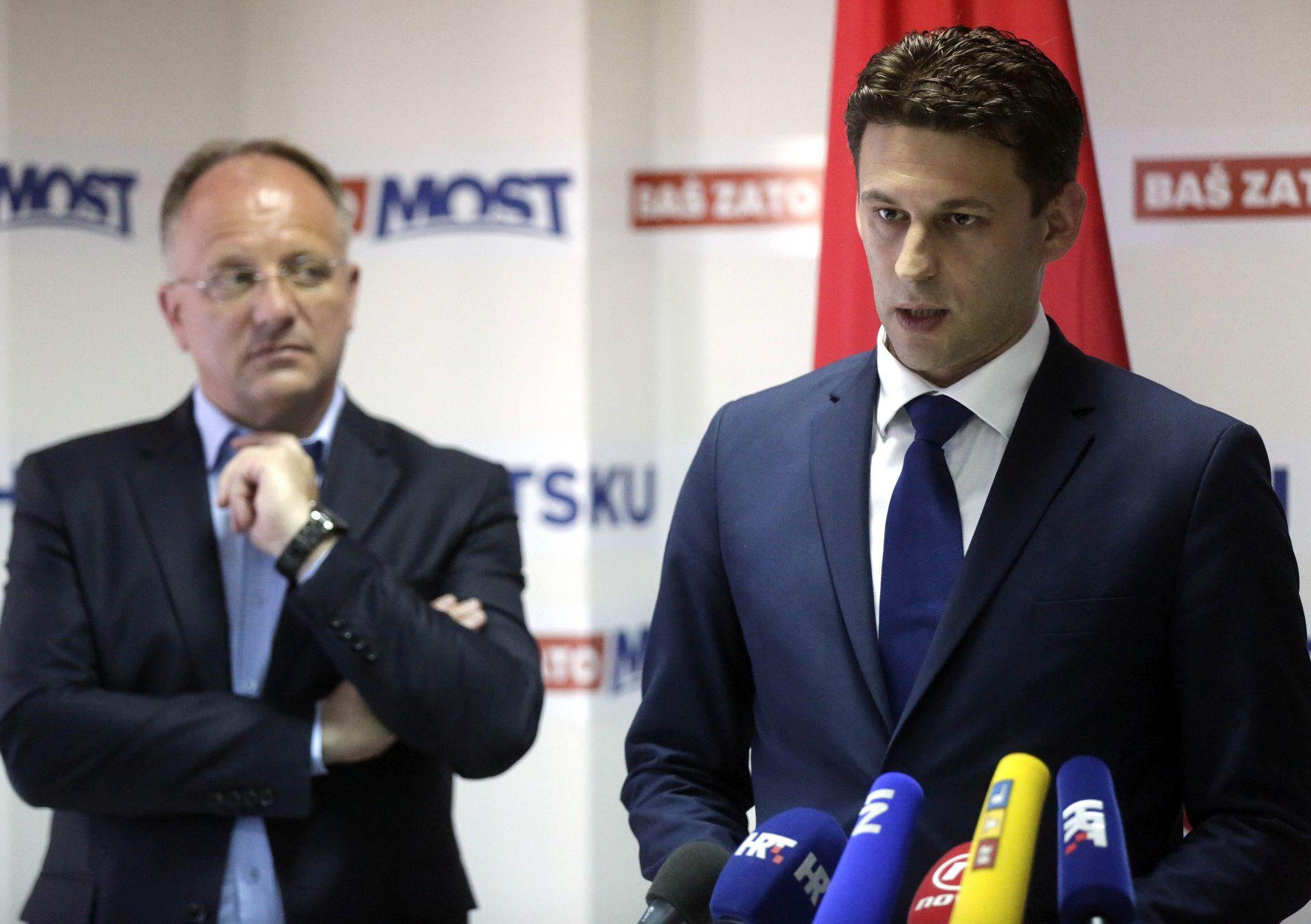 MOST spreman dati premijera, SDP više ne želi s njima pregovarati