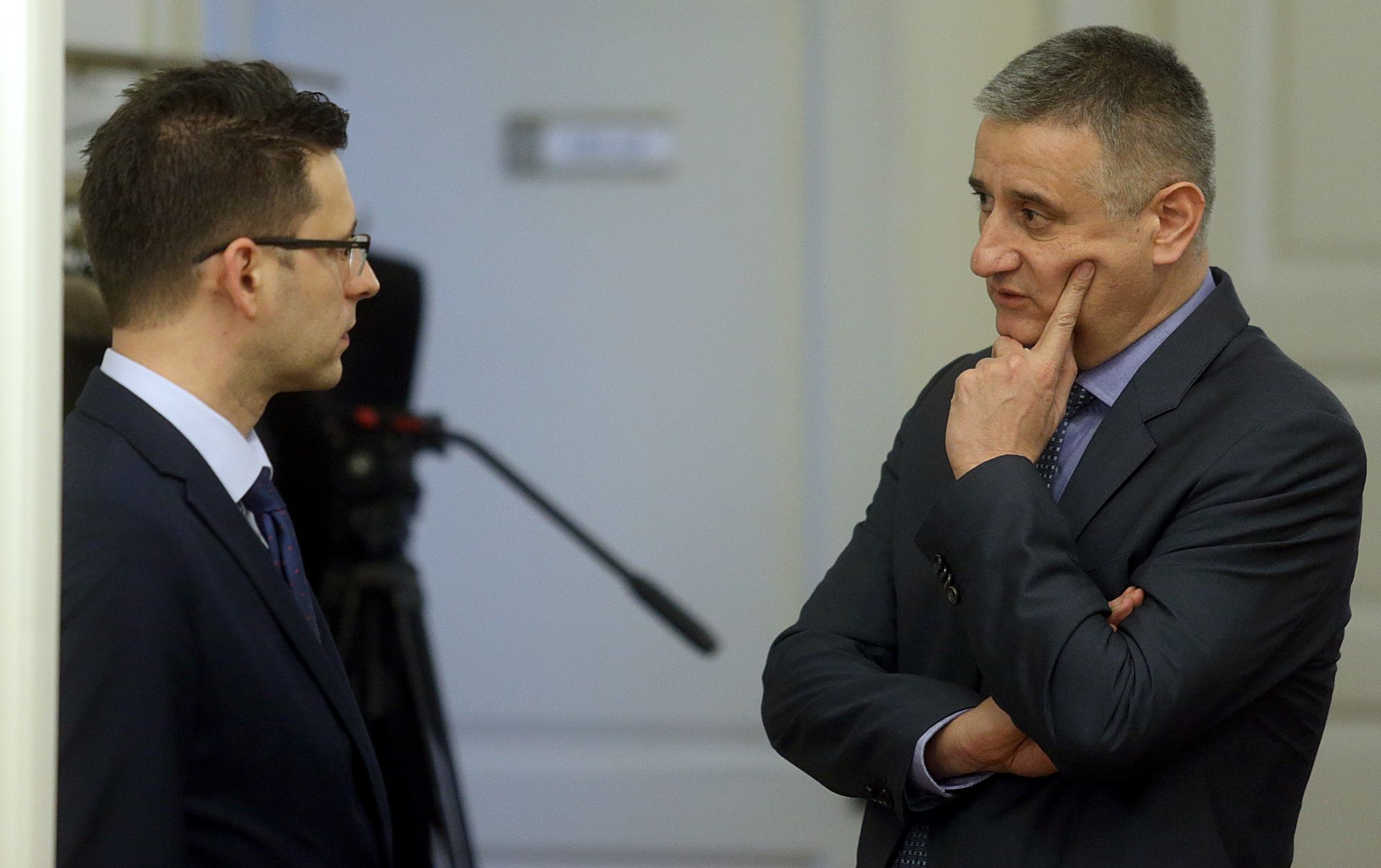 Božo Petrov: Glasovat ćemo za Karamarkov opoziv