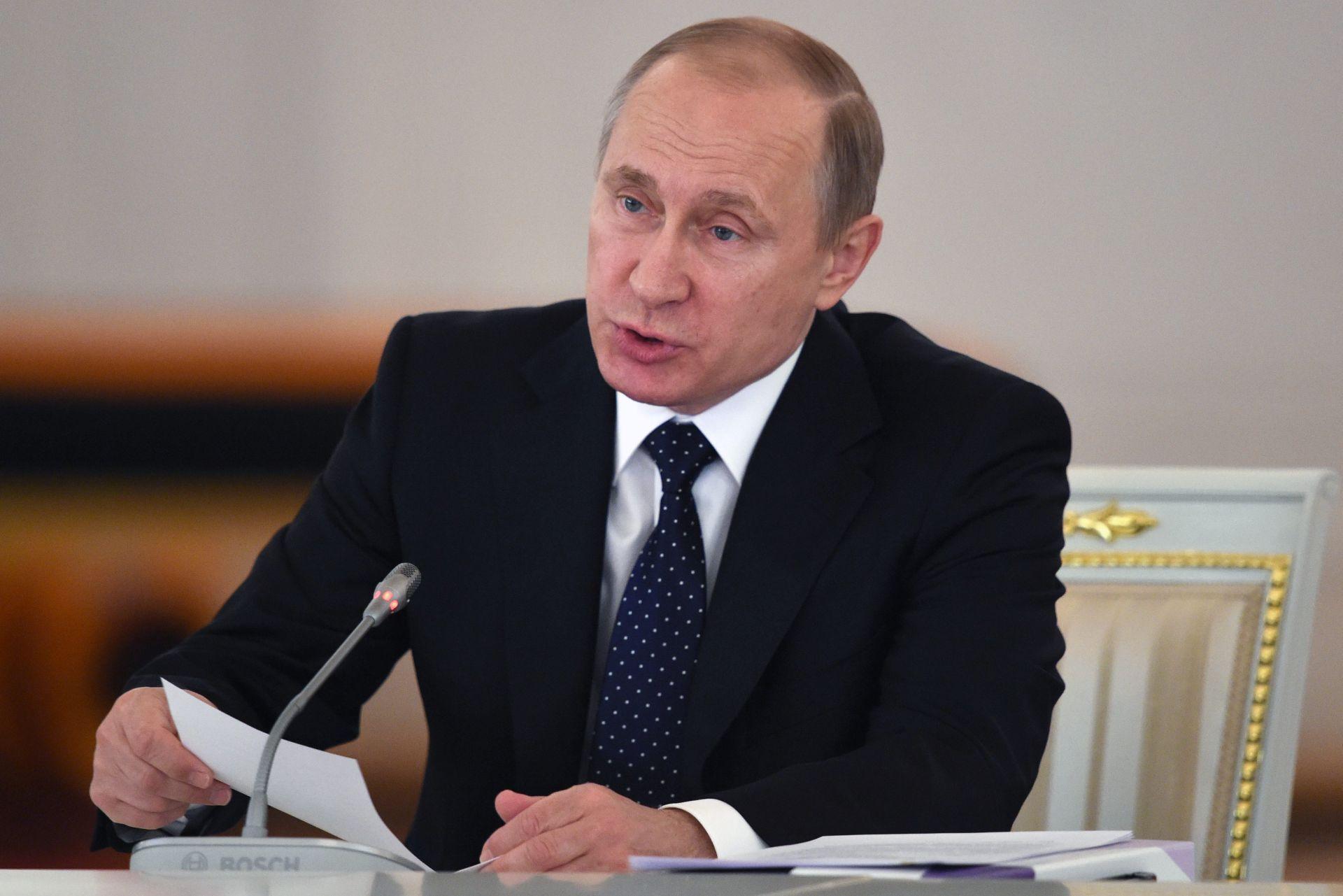 EU: Produžene sankcije Krimu i Sevastopolju, Putin poziva na obnovu odnosa