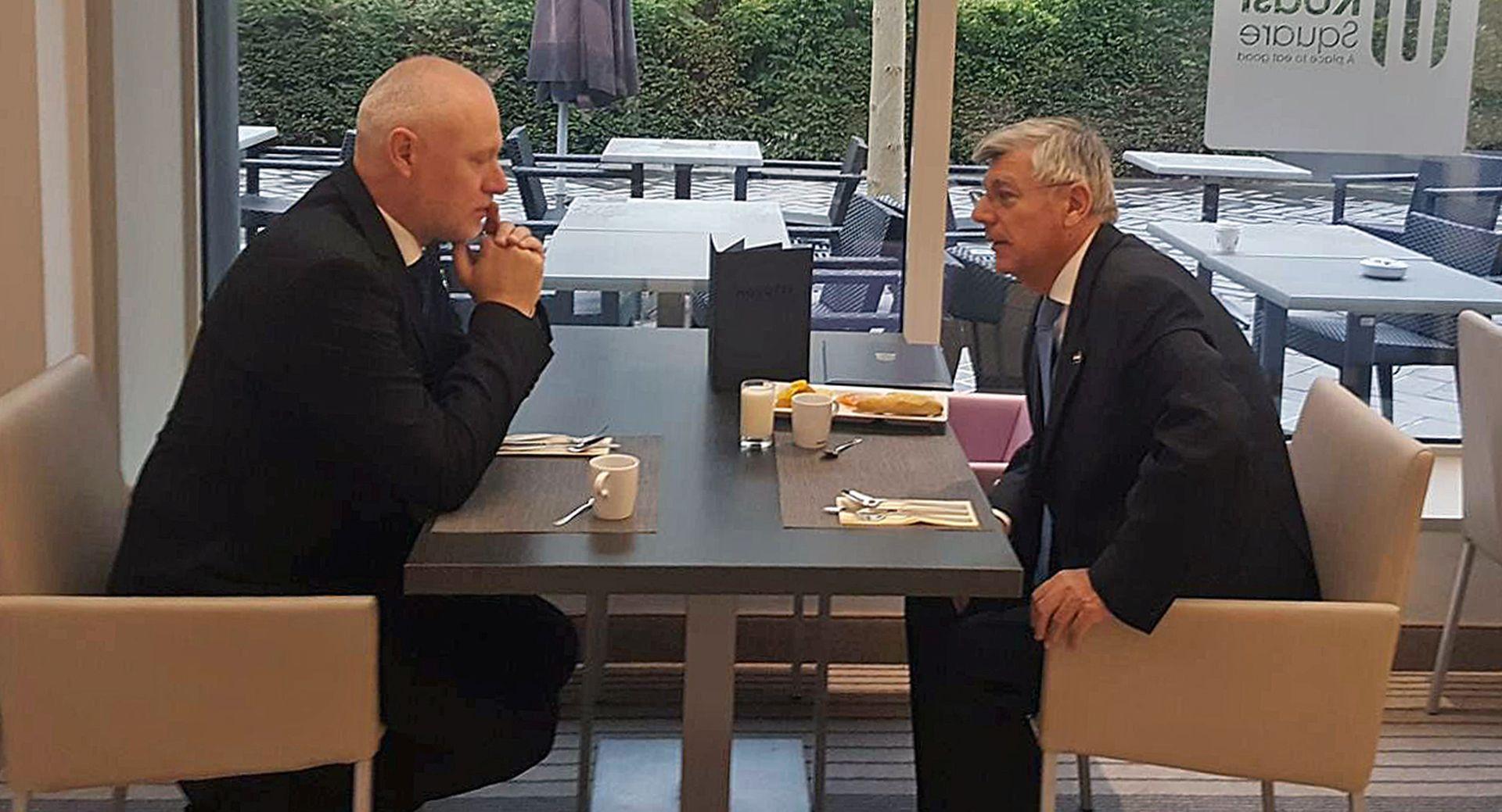 Reiner i Brglez: Hrvatsko-slovenske probleme rješavati sustavno