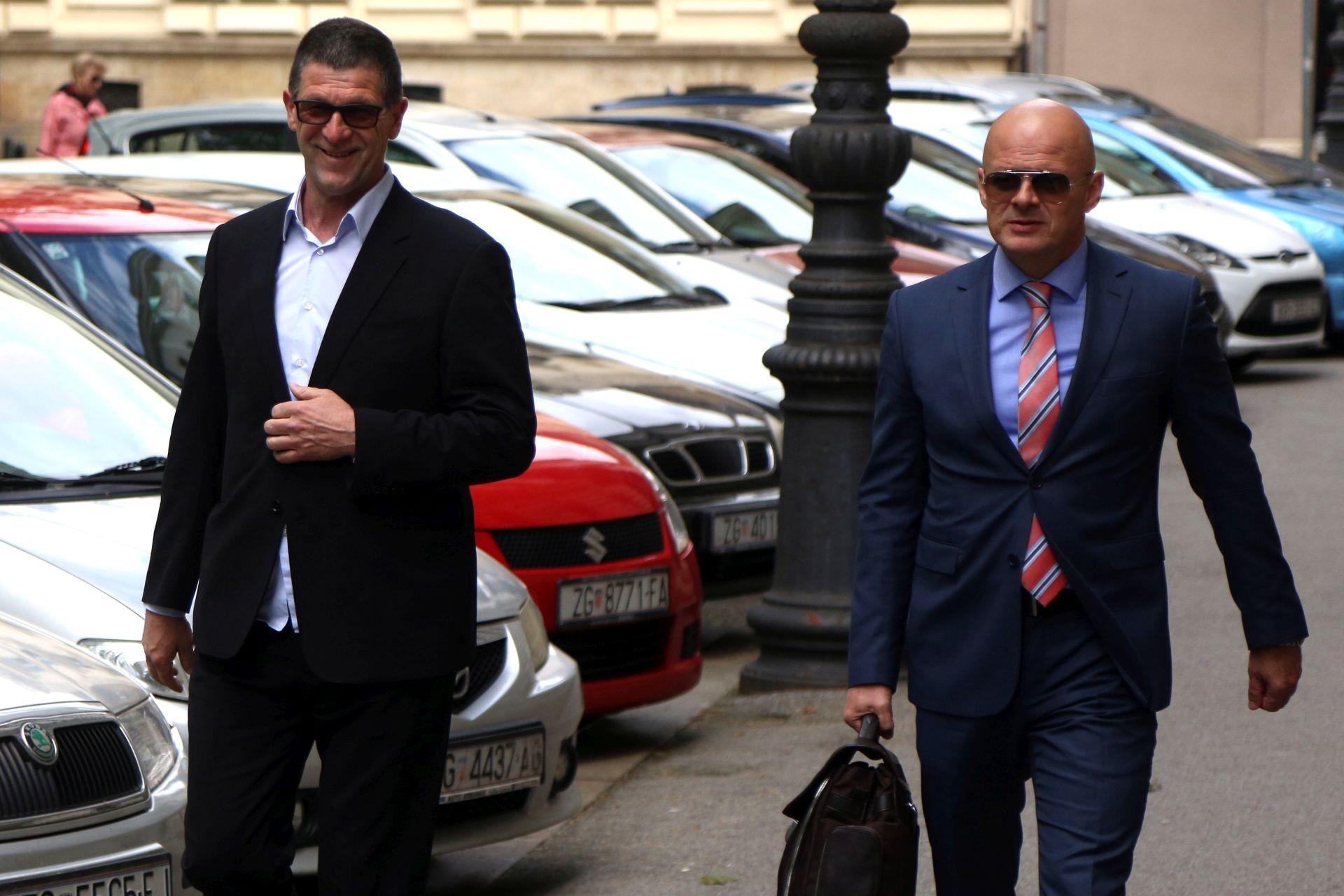 AFERA RIBAR: Obrana smatra da su Uskokovi dokazi protiv Sinovčića nezakoniti