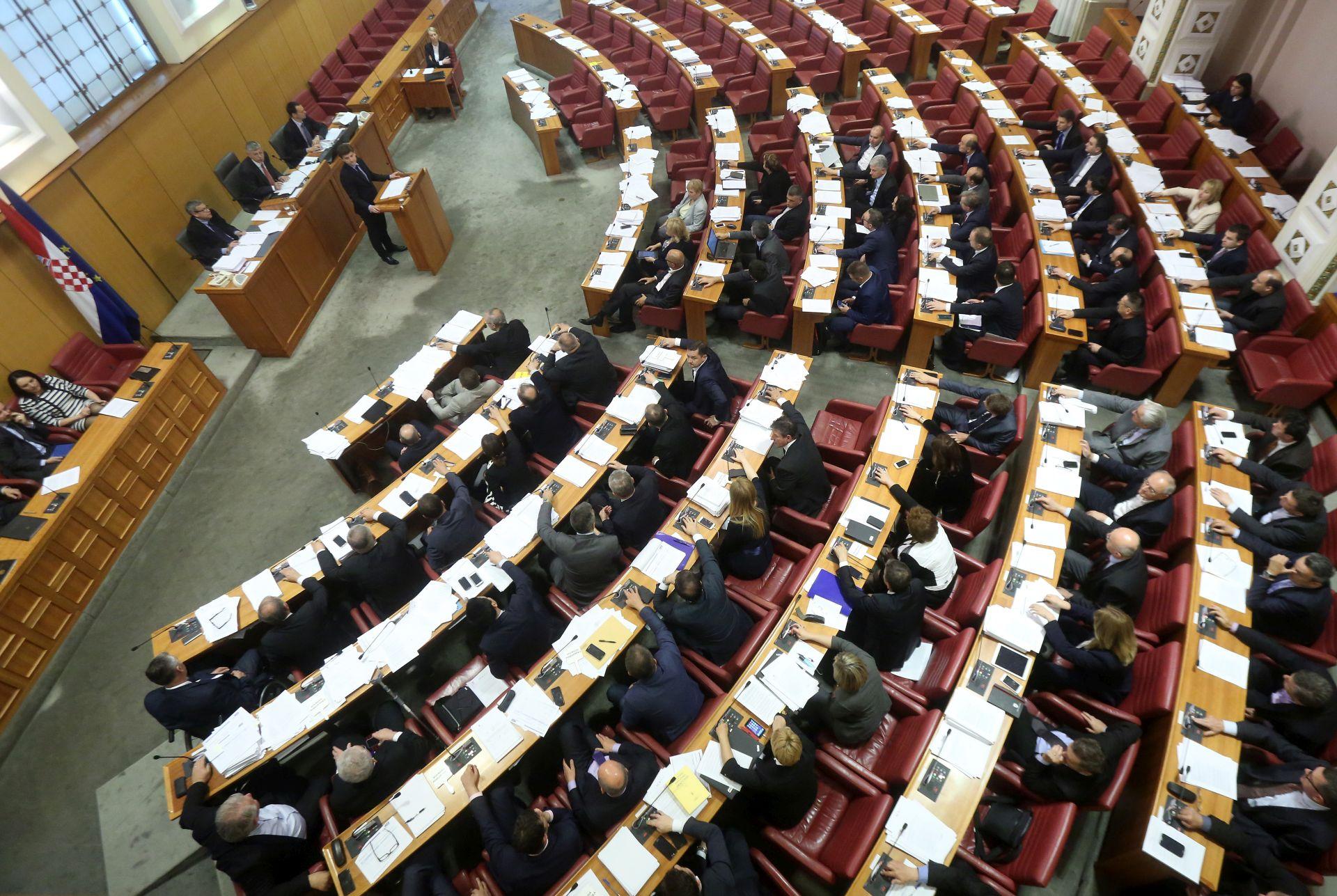 KUĆA LJUDSKIH PRAVA: 'Saborska odluka je izravan udarac vladajućih na ljudska prava'