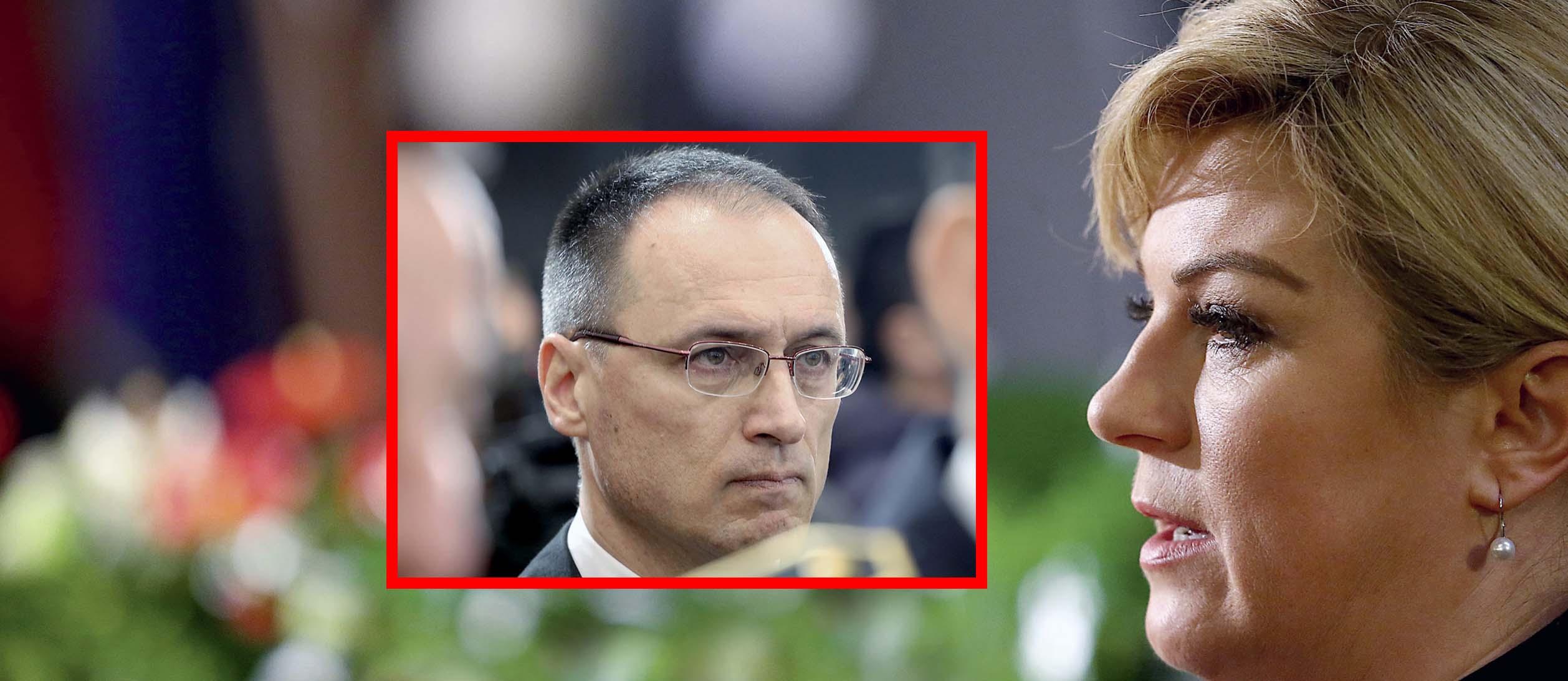 4 razloga zašto je predsjednica odustala od Lozančića i njegove tajne veze s premijerom Oreškovićem