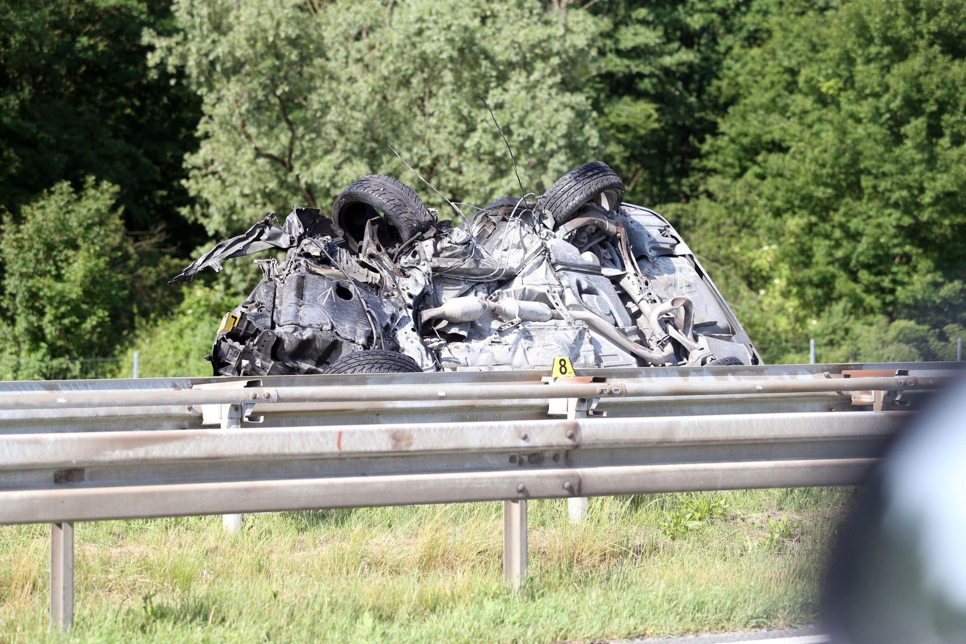 NOVI DETALJI NESREĆE: Vozio u suprotnom smjeru, na autocesti kod Kutine poginule tri osobe