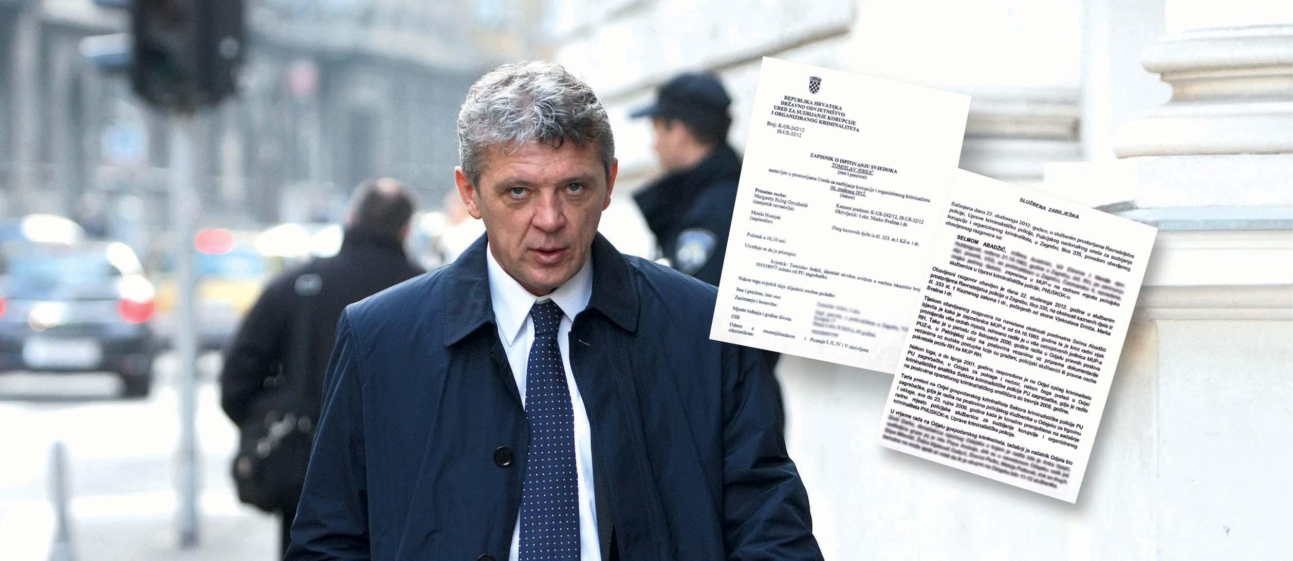 Turudića terete da je pomagao policajcima optuženim za odavanje informacija iz tajnih policijskih istraga