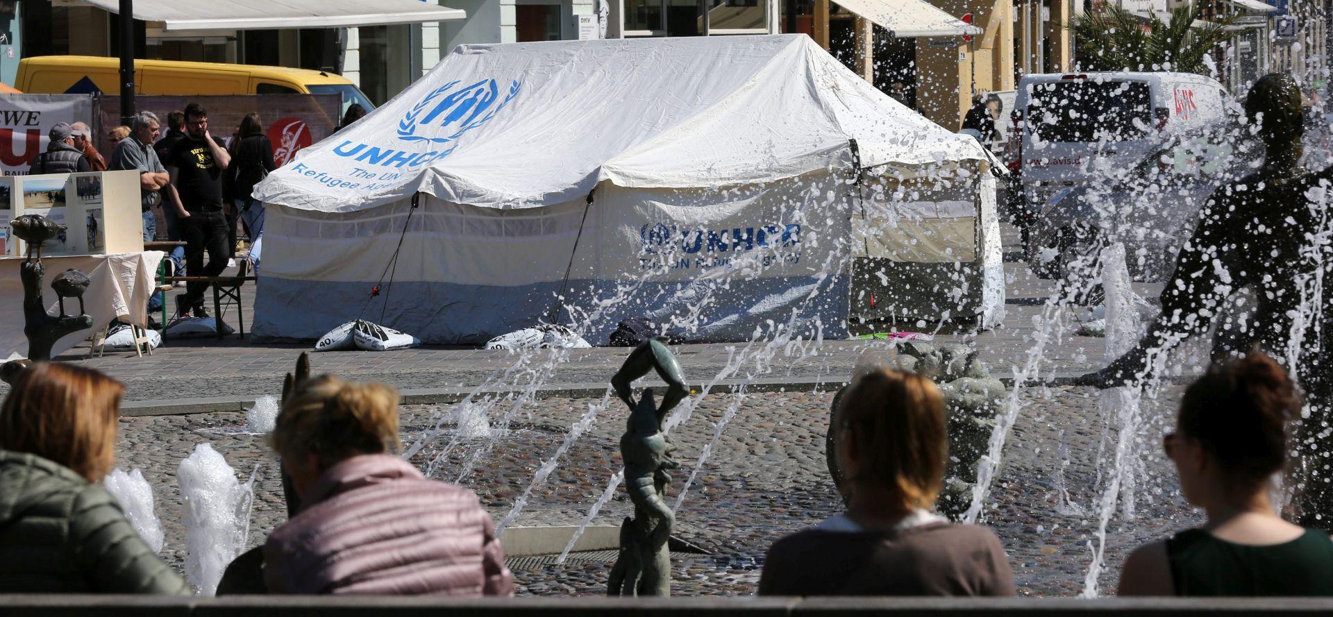 UNHCR: Zatvaranje granica nije dugotrajno rješenje