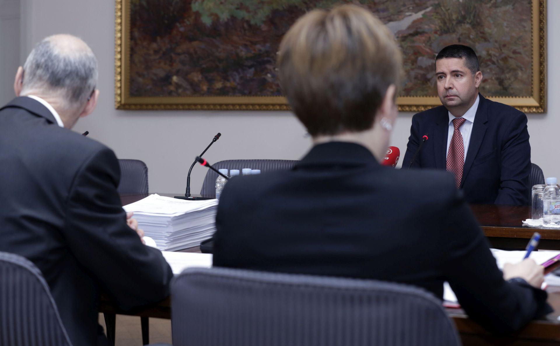 SABORSKI ODBOR: Završeni razgovori sa kandidatima za suce Ustavnog suda