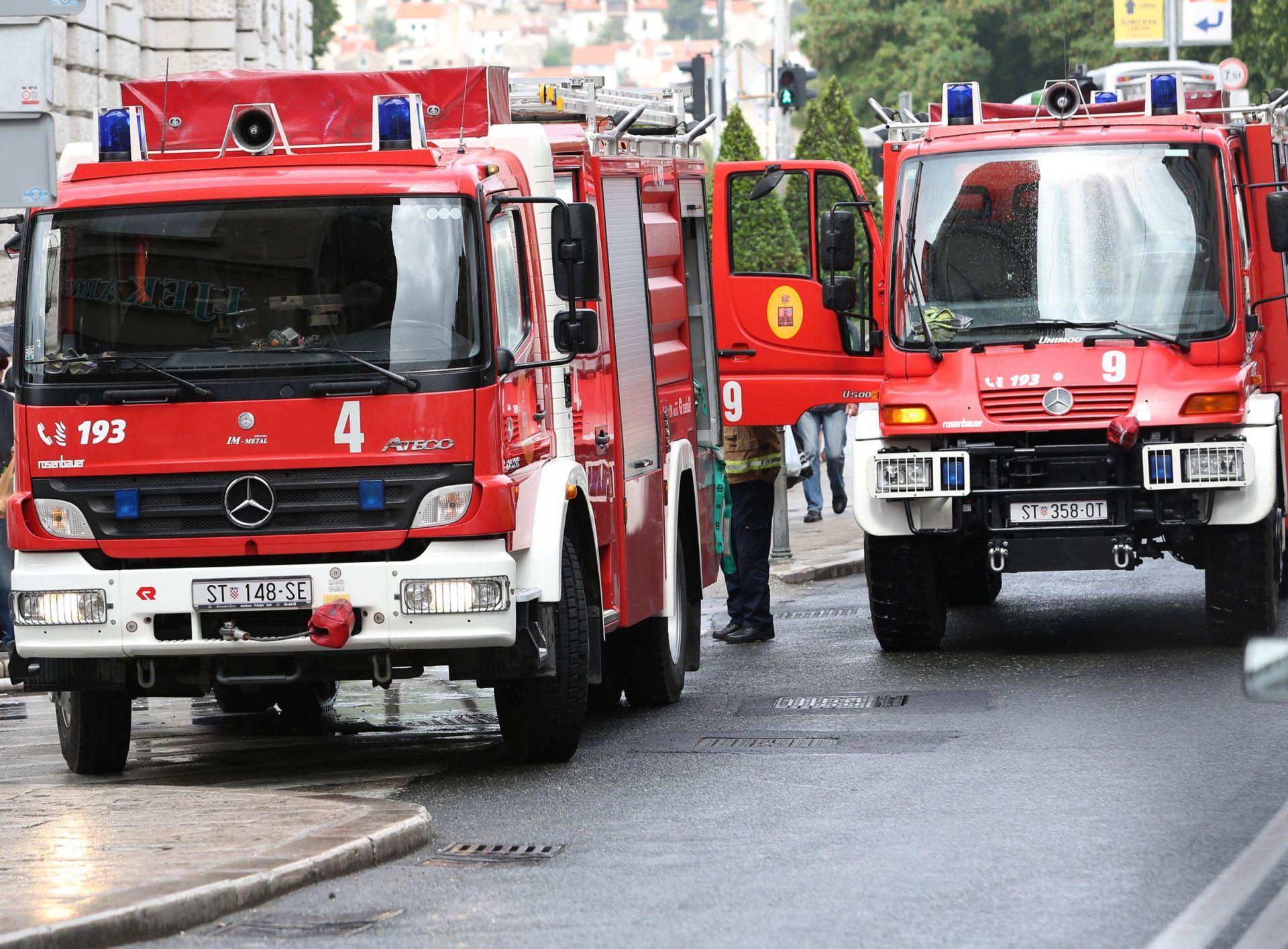 PROJEKT SIGURNOSTI: Splitski vatrogasci zajedno s građanima i tvrtkama do boljih rezultata