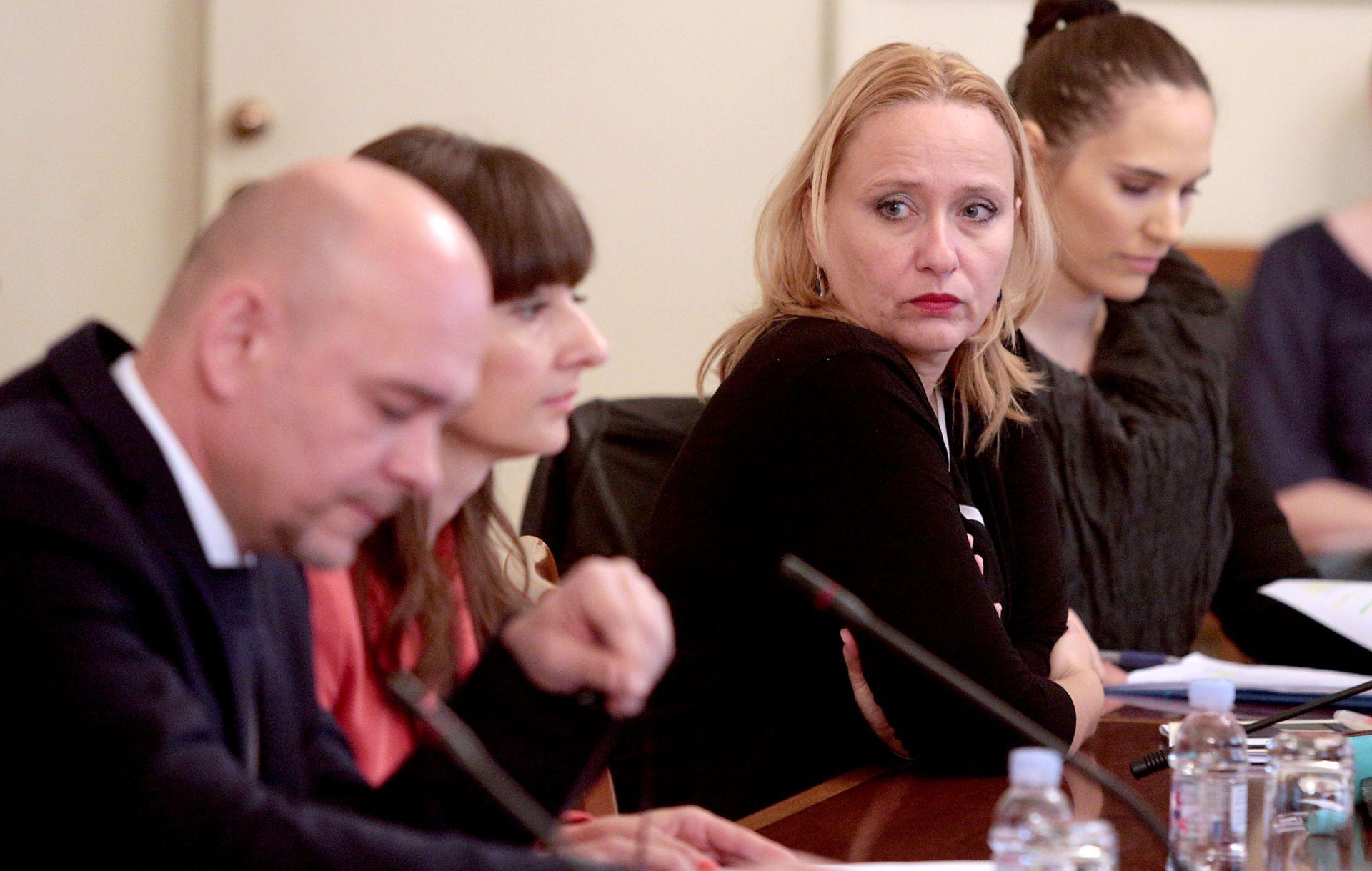 PRAVOBRANITELJICA VIDOVIĆ: 'Neprihvaćanje izvješća je politički pritisak na neovisnost institucije'