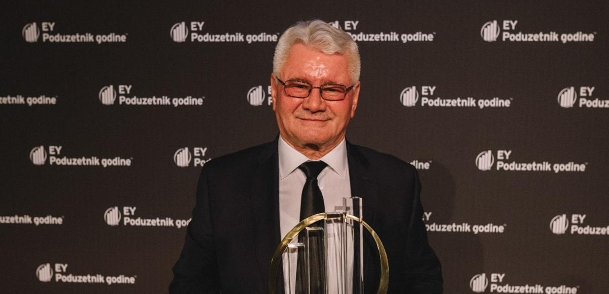 Đuro Horvat predstavlja Hrvatsku na izboru za EY svjetskog poduzetnika godine