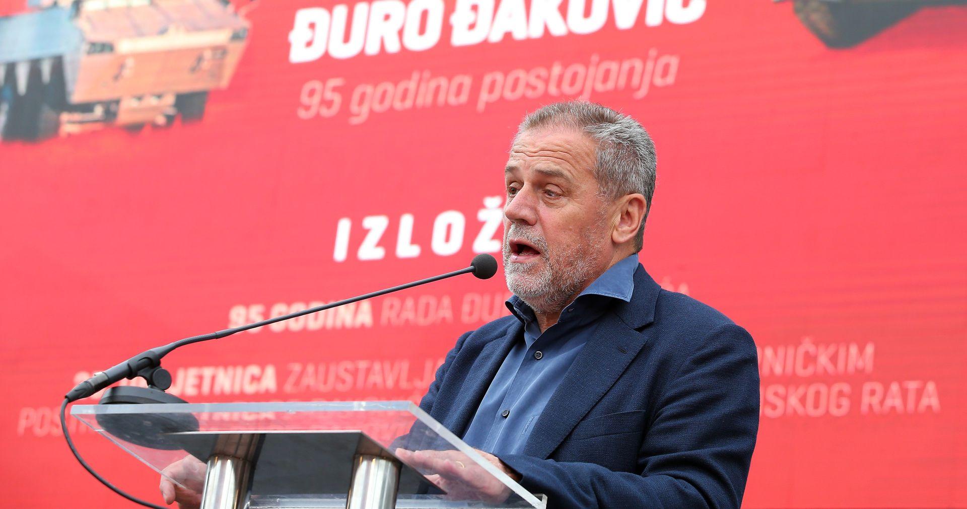 TRODNEVNA IZLOŽBA: Đuro Đaković d.d. obilježio 95 godina rada