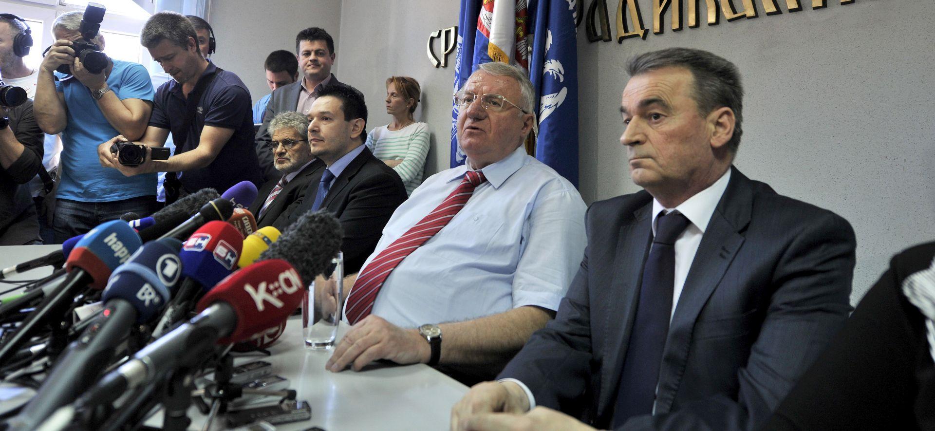 MUP Srbije neće dopustiti organiziranje skupova u Hrtkovcima