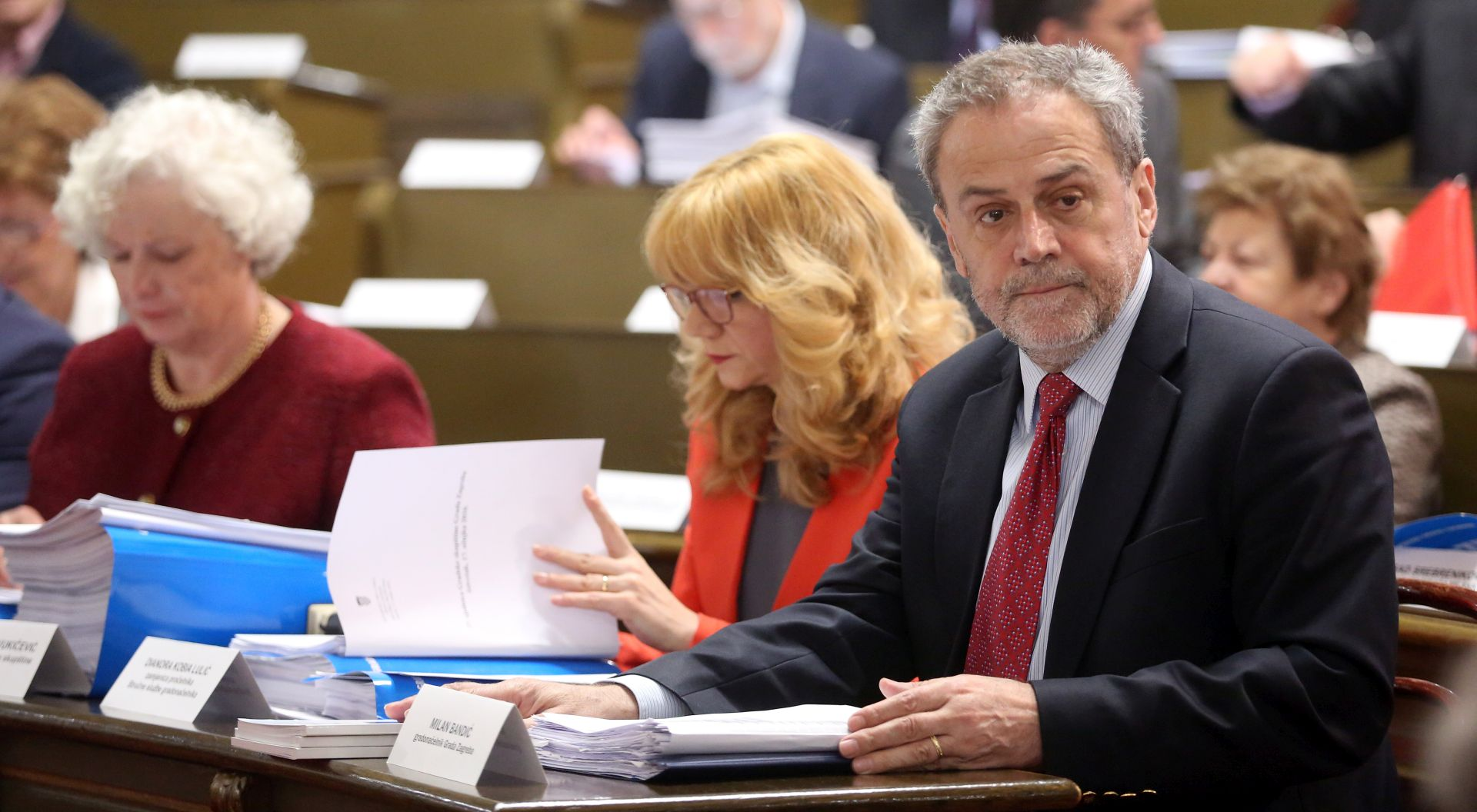 MILAN BANDIĆ: Oreškovićeva vlada je neuspjeli eksperiment; 60 posto šanse za 'preslagivanje'