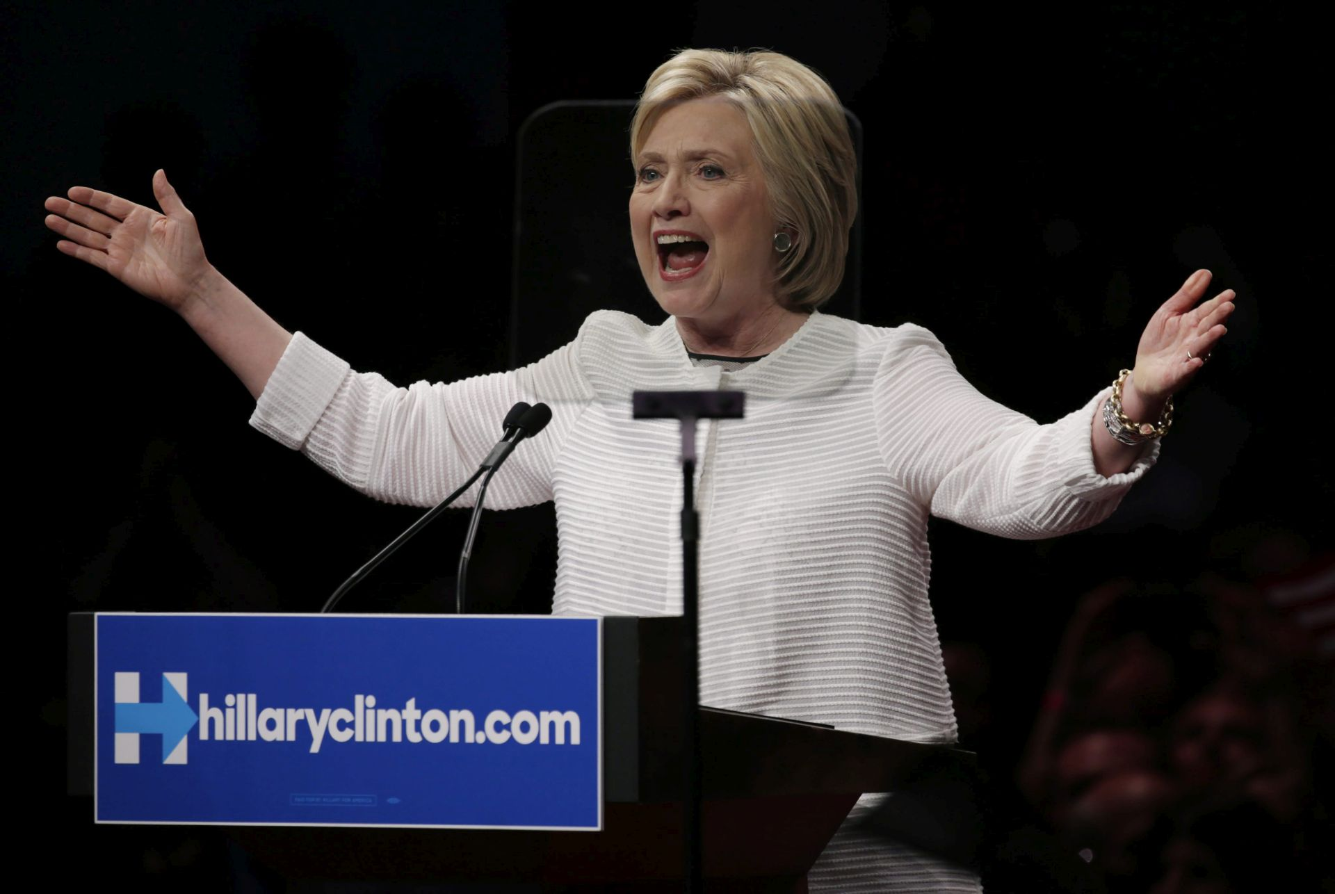 PREDSJEDNIČKI IZBORI: Senatorica Warren moguća potpredsjednica Hillary Clinton