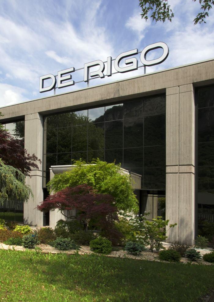 De Rigo središnji ured