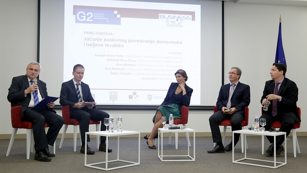 Don Markušić, Alen Matanić, Antonija Nina Škoro, Joseph Gene Petrić