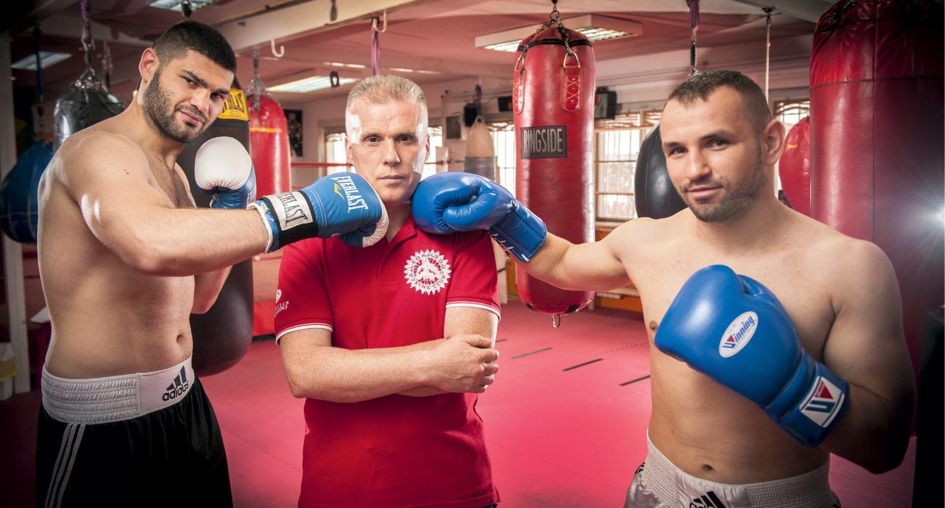 Smijenjen boksački izbornik Leonardo Pijetraj