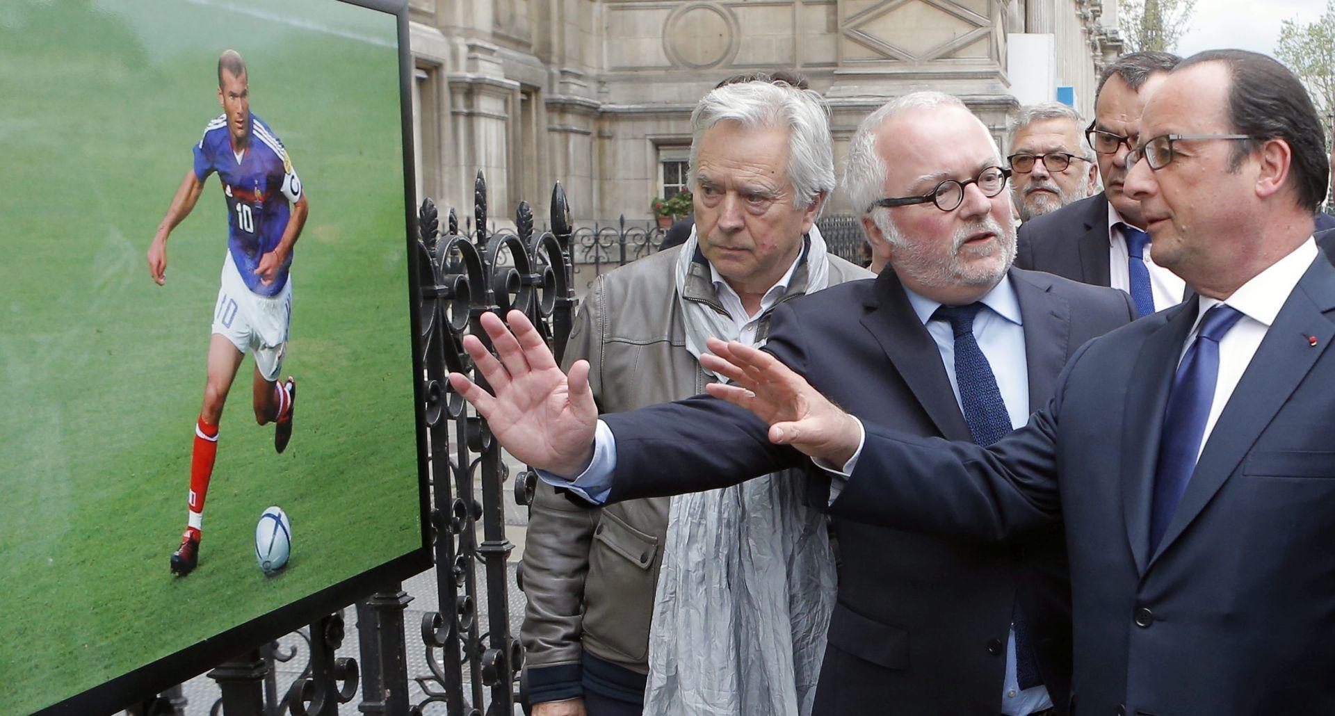 Hollande o EURO-u: 'Postoji teroristička prijetnja'