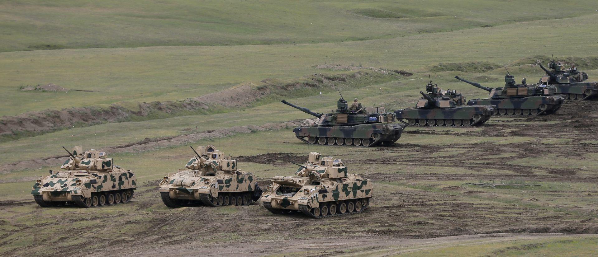 NATO počeo veliku vojnu vježbu u Poljskoj uoči summita