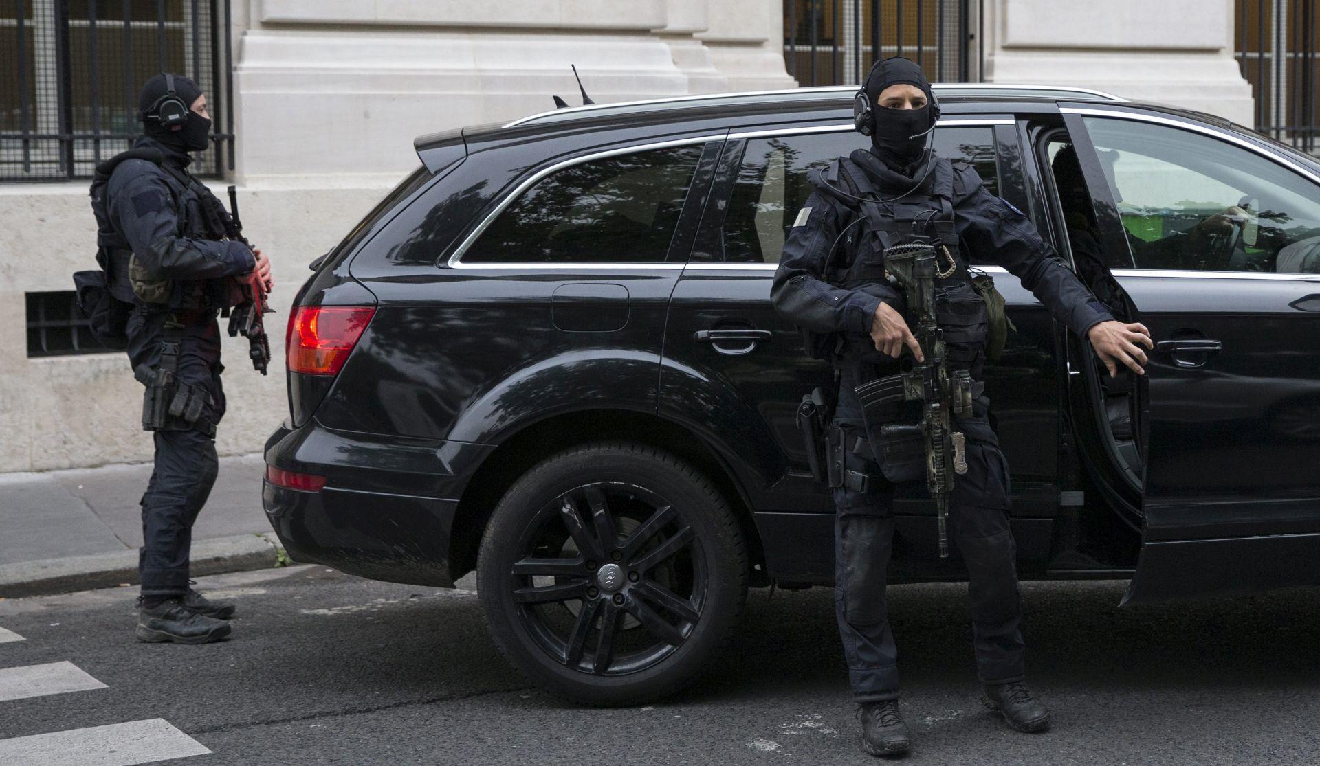 PRIVEDENO 12 OSOBA Opsežna protuteroristička operacija u Belgiji