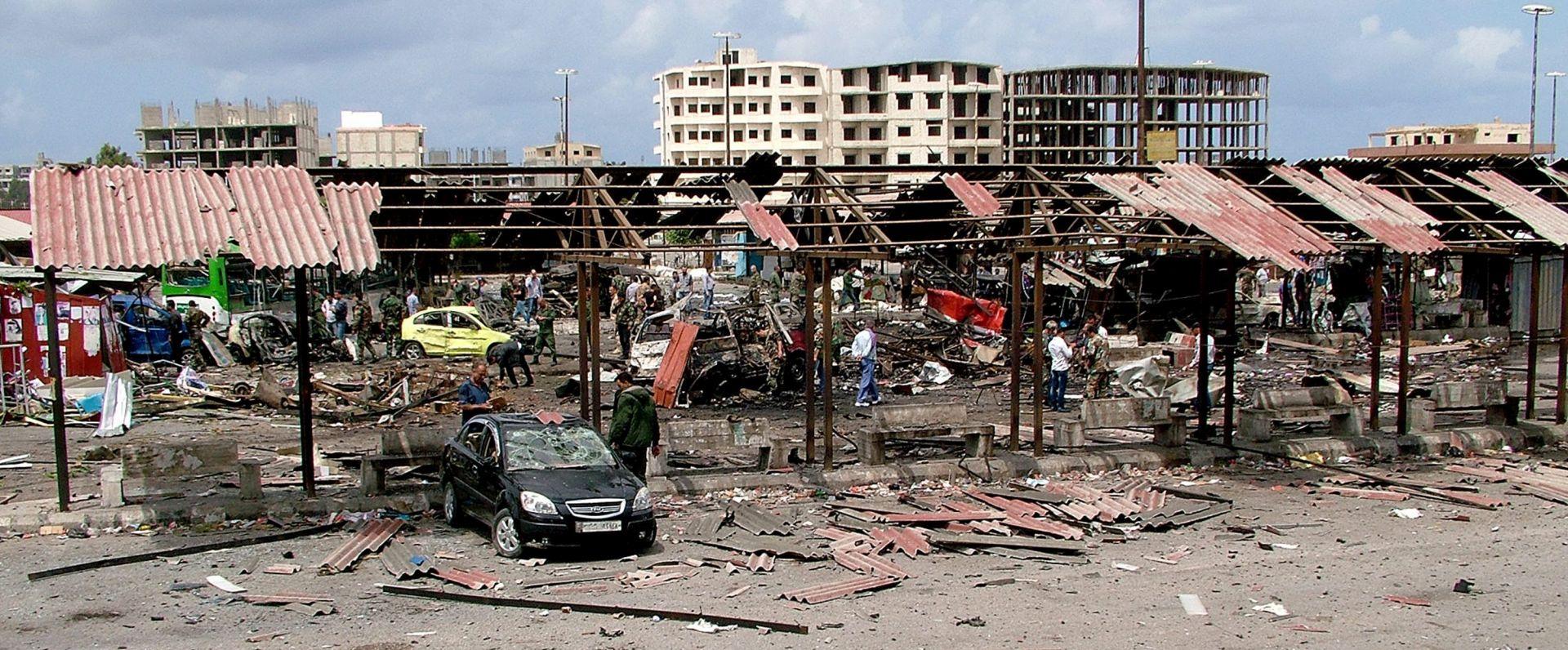 JOŠ NEPOZNAT BROJ ŽRTAVA Eksplozija kod džamije u sirijskom obalnom gradu Latakiji