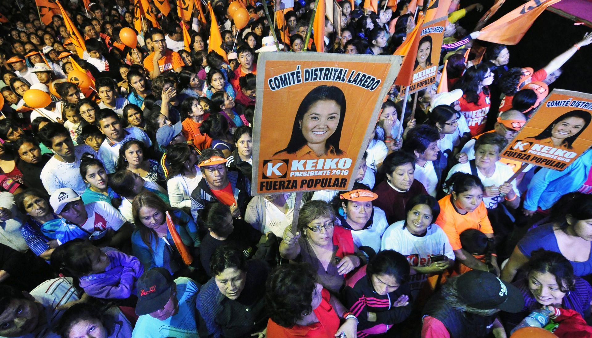 Peru bira predsjednika