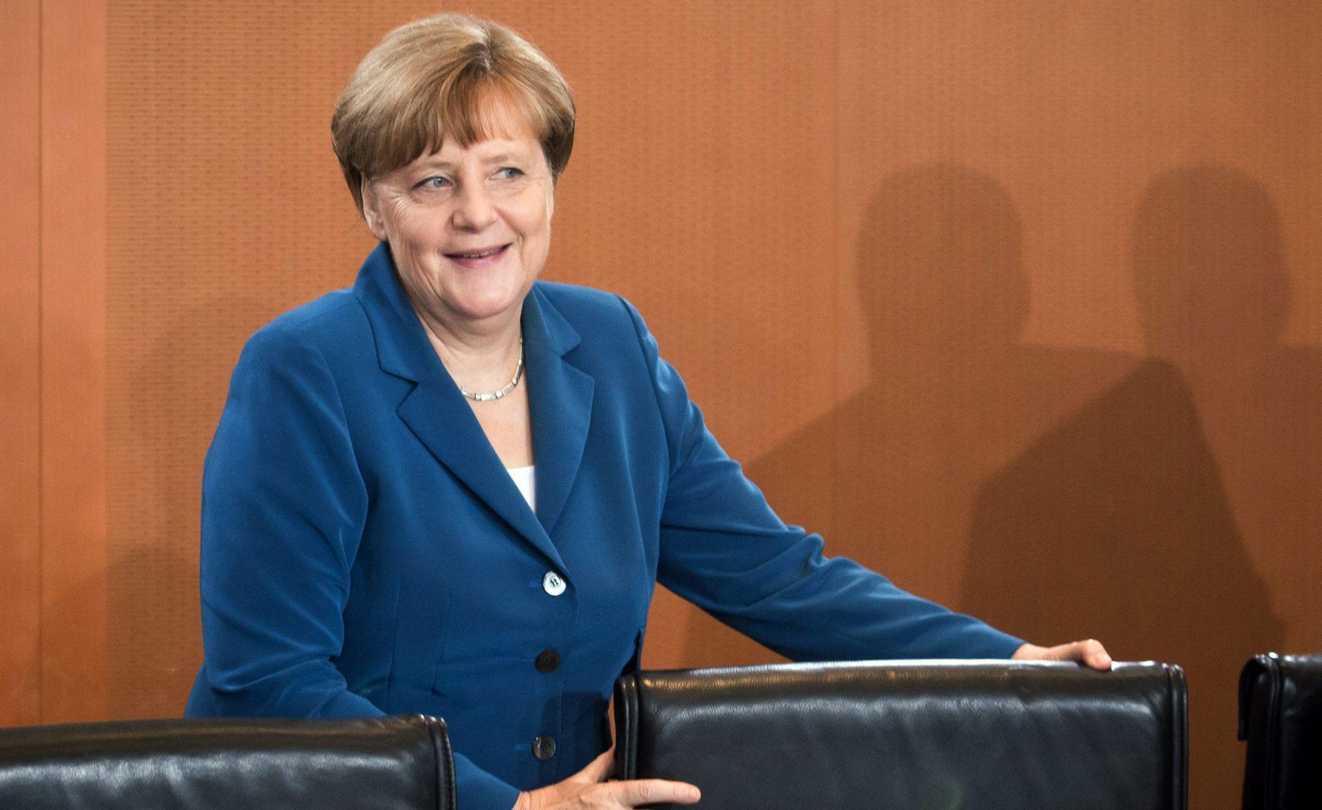 ANGELA MERKEL 'Velika Britanija je jača u EU-u'