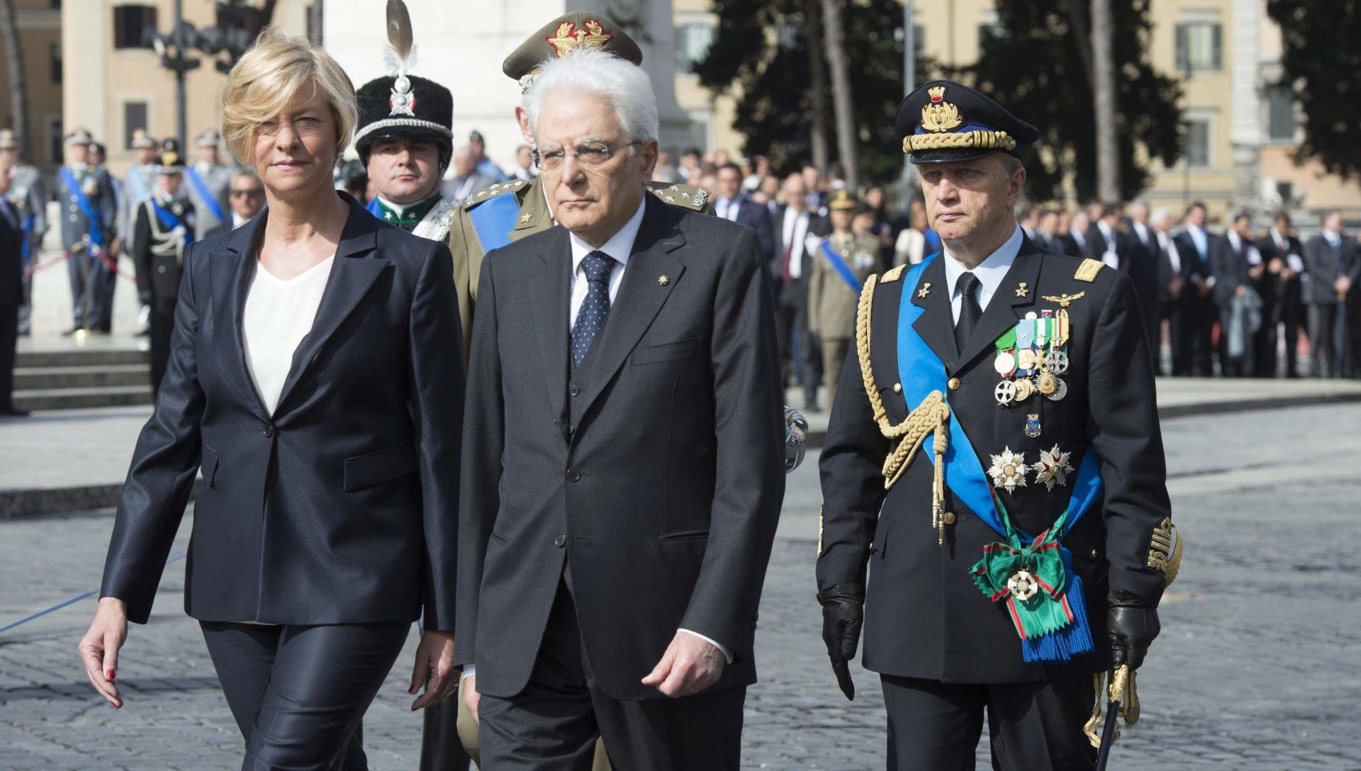 Talijanski predsjednik traži EU da ne zaboravi Lampedusu u migrantskoj krizi